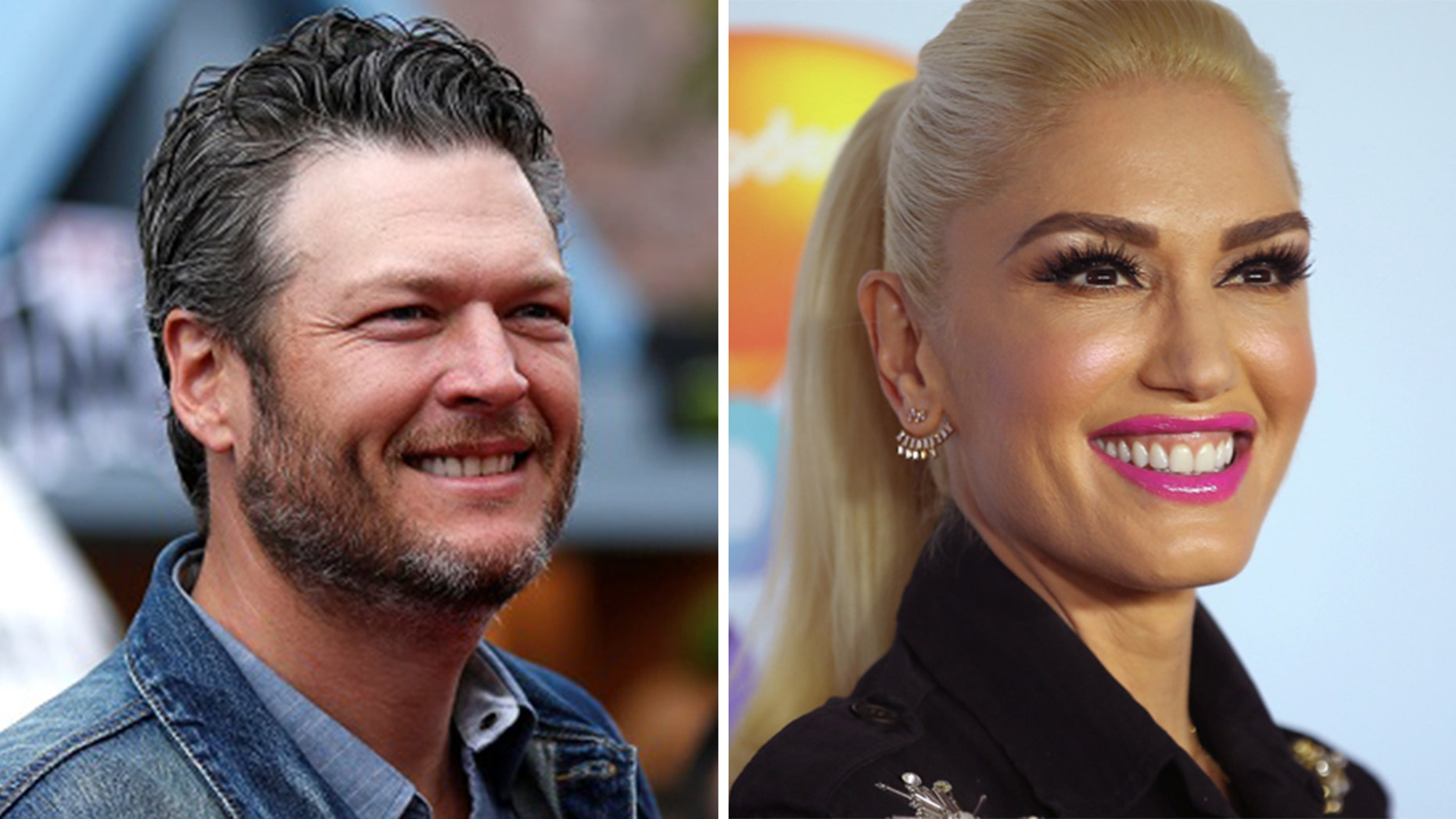 """Blake Shelton says he and Gwen Stefani first thought their relationship was a """"rebound deal"""" in a new interview with Sunday TODAY."""