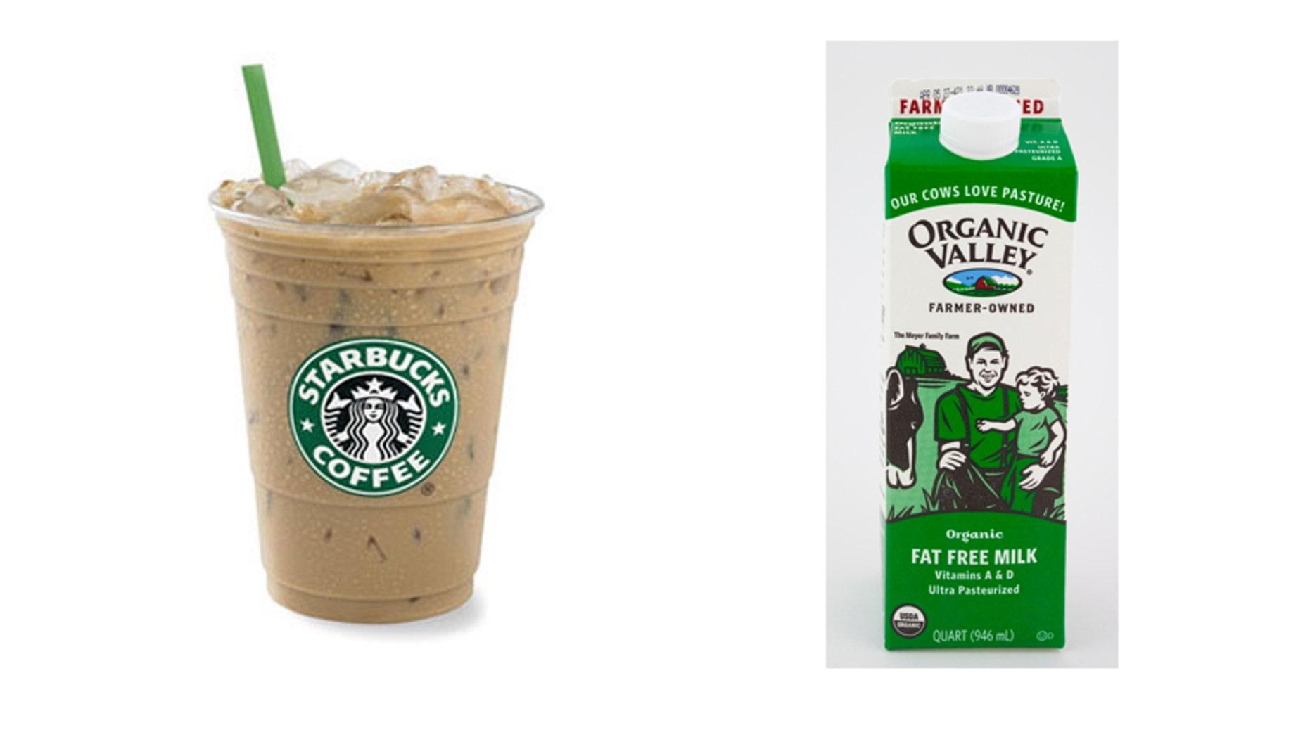 Will Starbucks offer organic milk next?
