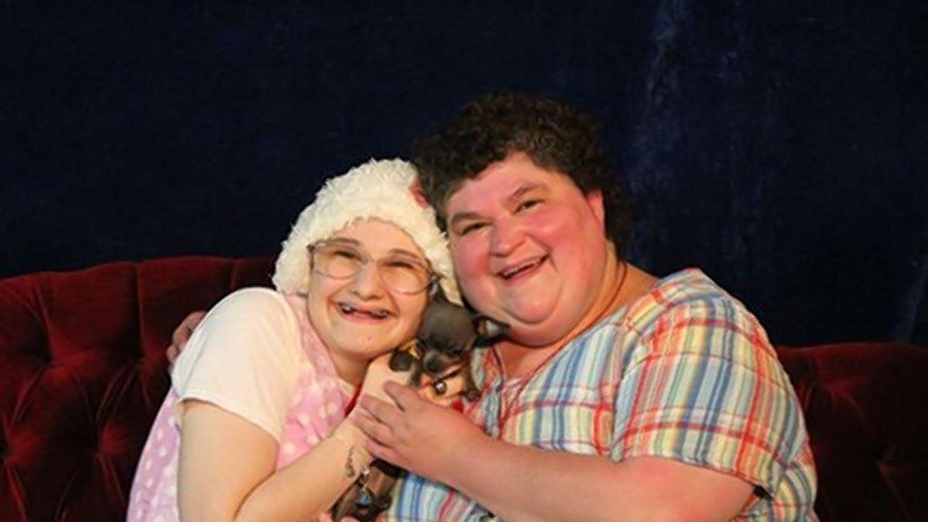Gypsy Rose Blanchard (left) opened up about the abuse she endured from her mother, Dee Dee (right), before her murder.