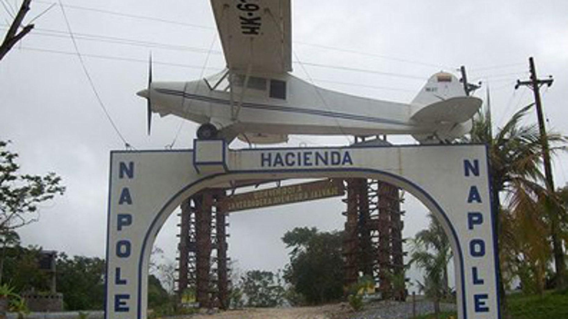 Pablo Escobar's First Drug-Running Plane