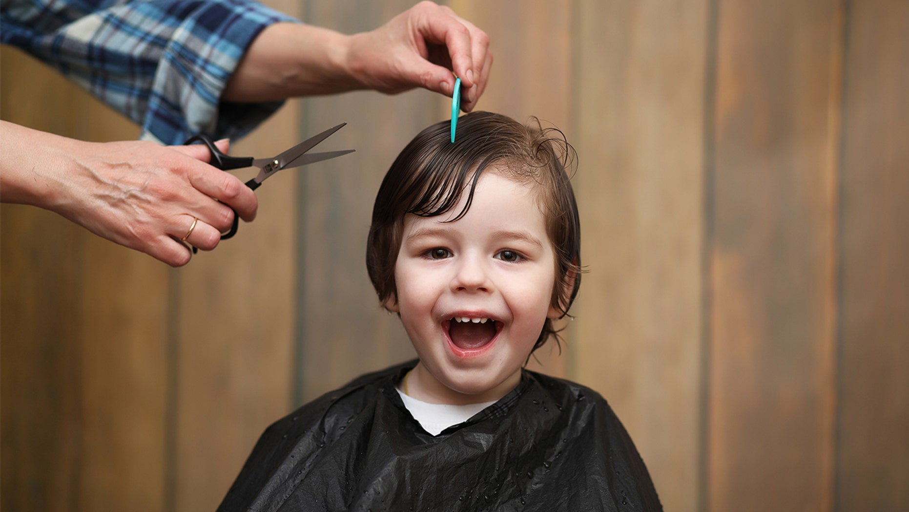 Haircuts are a whole less scary with great stylists around.