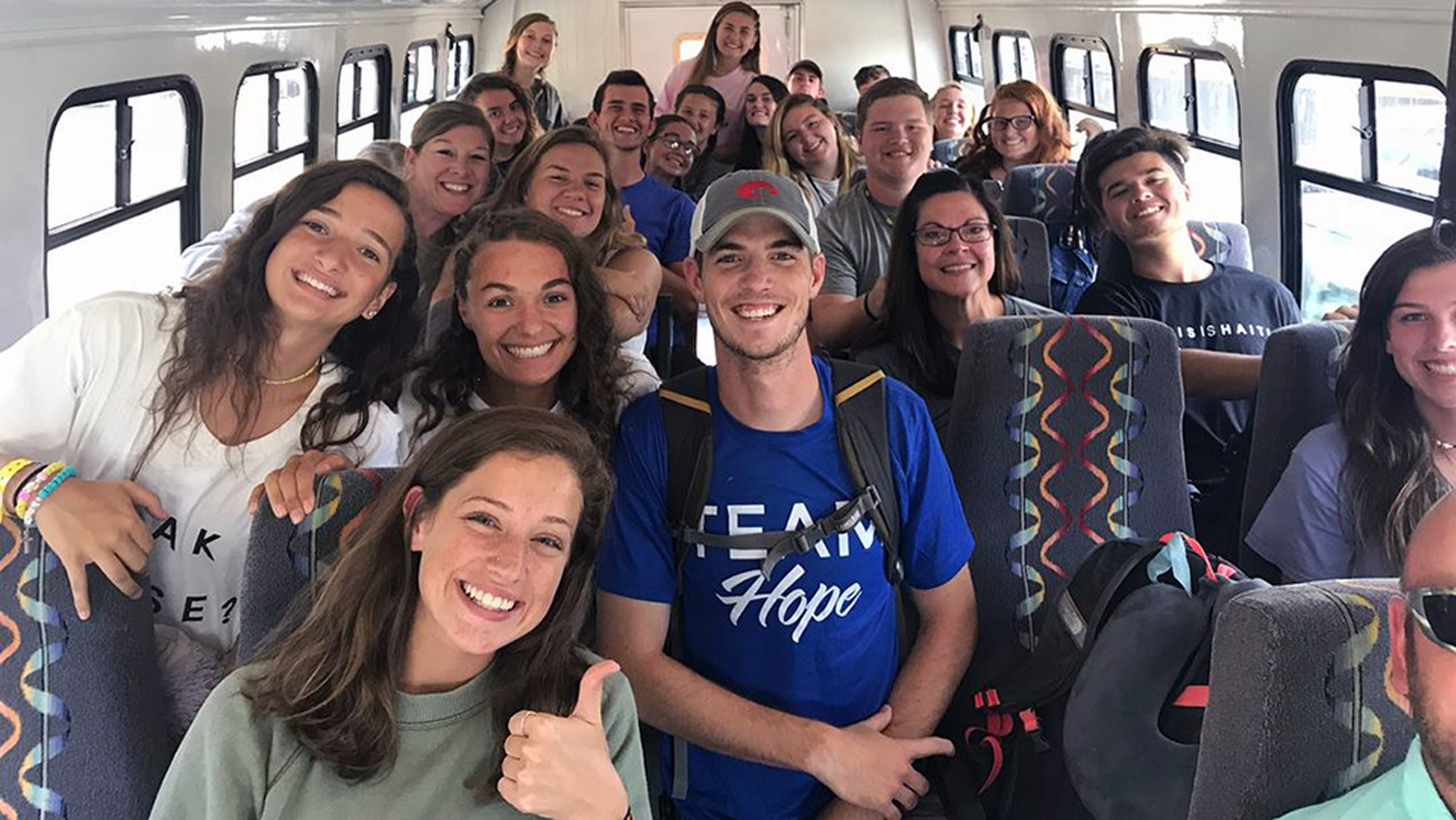 The mission team from Faith Community Fellowship in Trussville, Ala., returned from Haiti on Tuesday.