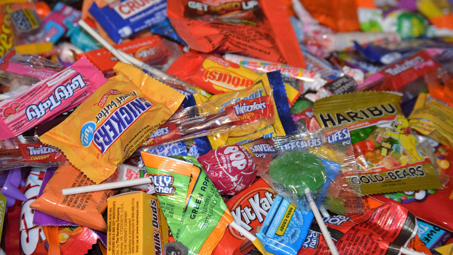 what's the top-selling halloween candy in your state? | fox news