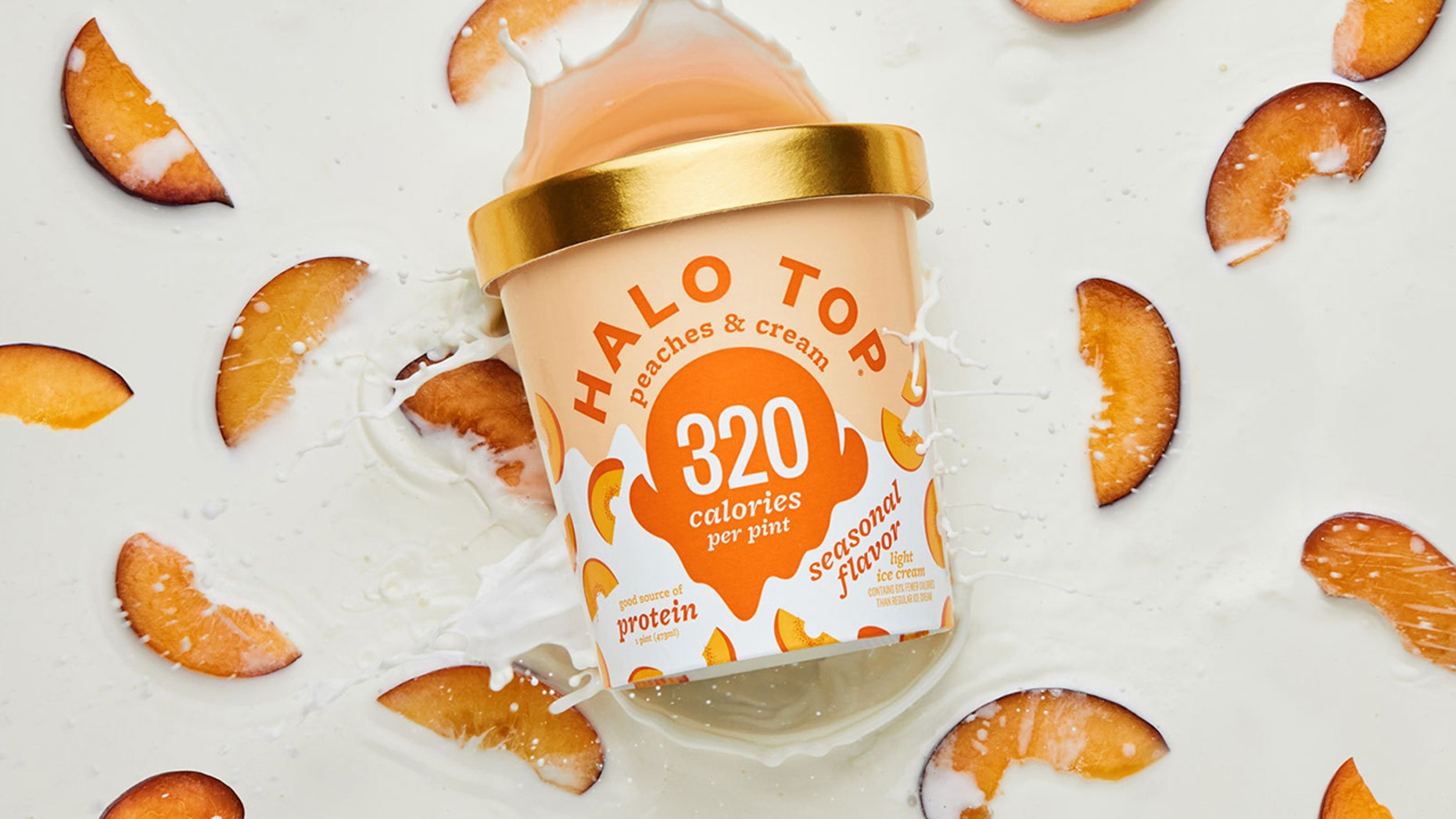 Halo Top Is Dramatically Under Filling Pints Lawsuit Alleges