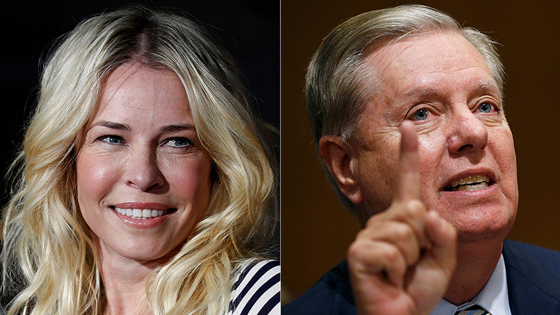 LGBTQ groups are unusually silent over Chelsea Handler's tweet to Sen. Lindsey Graham.