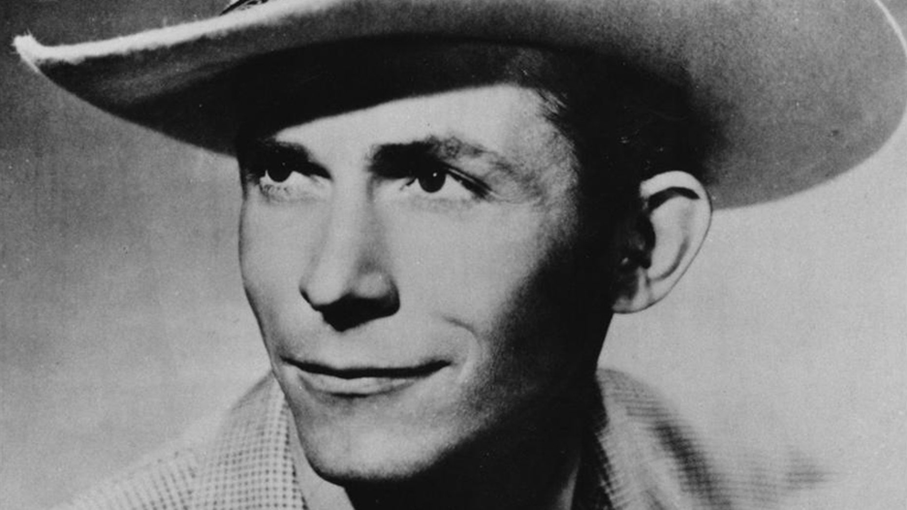 ** FOR IMMEDIATE RELEASE--FILE **This is an undated file photo of Country and Western singer and guitarist Hank Williams. He was born in Georgiana, Al., in 1923 as Hiram King Williams, and he died of a heart attack in 1953.  (AP Photo/FILE)