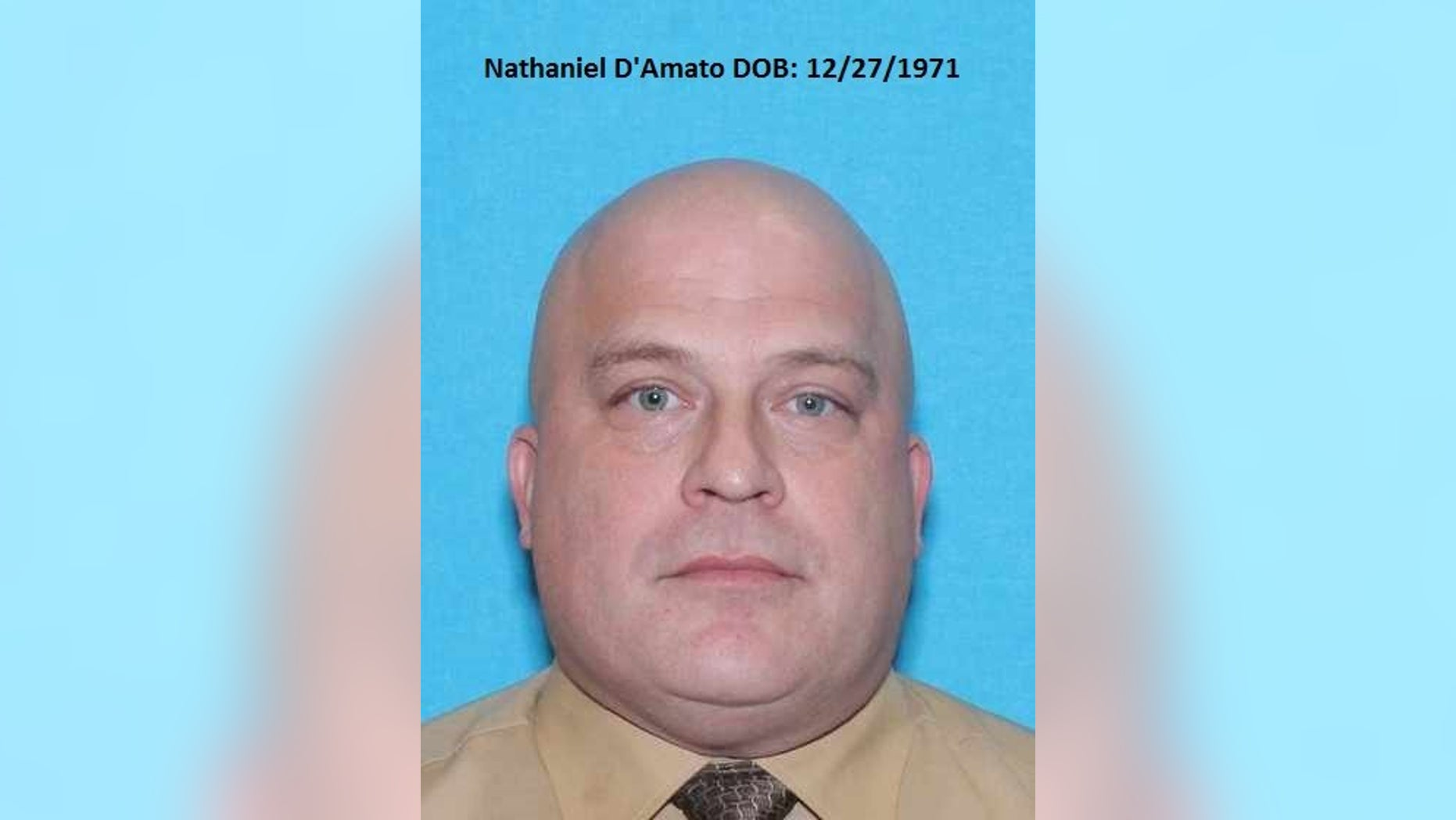 Nathaniel Joseph D'Amoto was arrested after his current wife found out he was still married to multiple women.