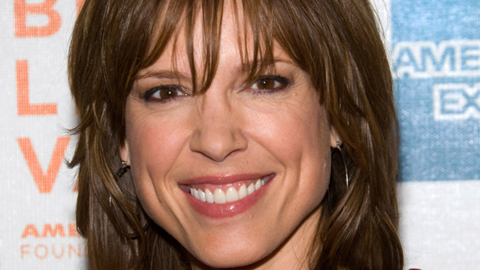 """April 23, 2010: Hannah Storm attends the premiere of """"Straight Outta L.A."""" as part of the Tribeca Film Festival in New York. (AP)"""