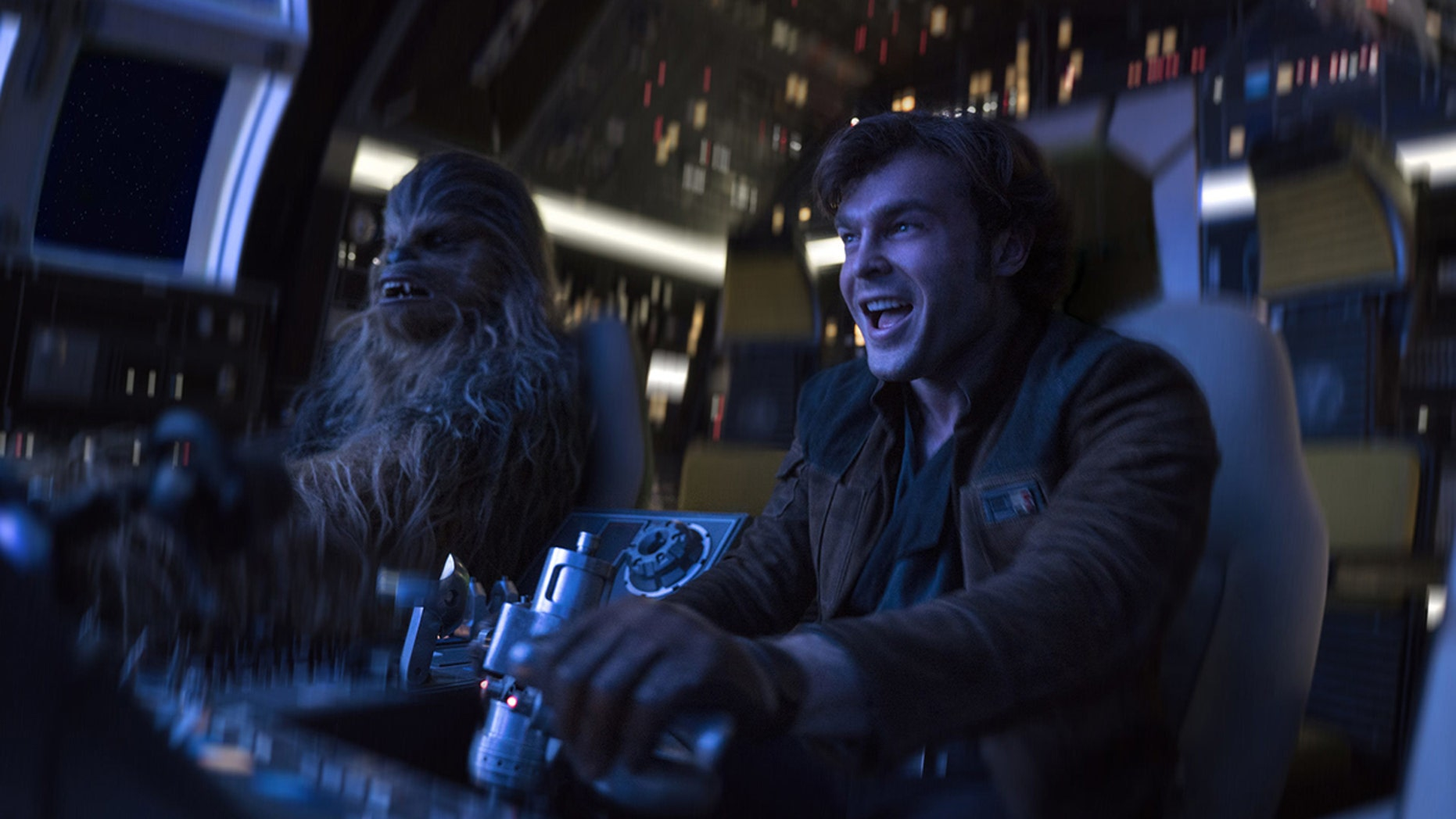 'Solo: A Star Wars Story' released its second trailer.