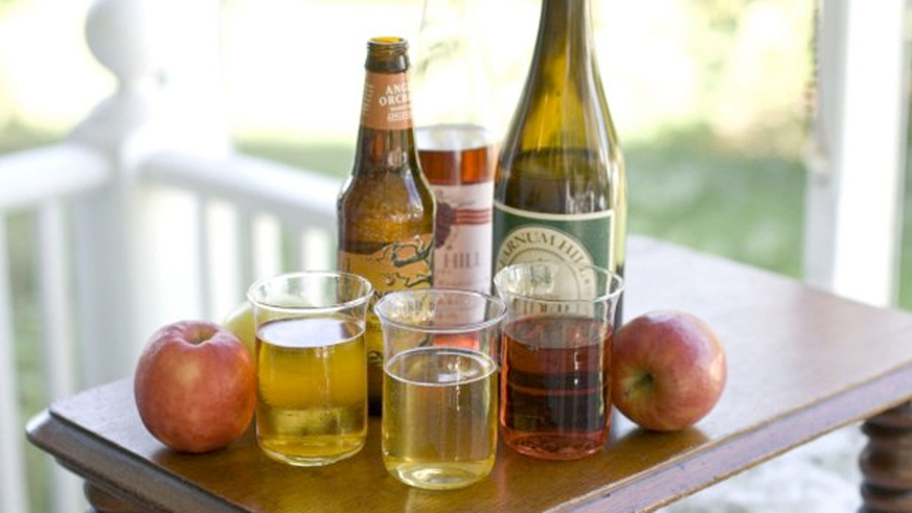 Hard cider still is a small part of the overall alcoholic beverage market, but it is a rapidly growing niche.