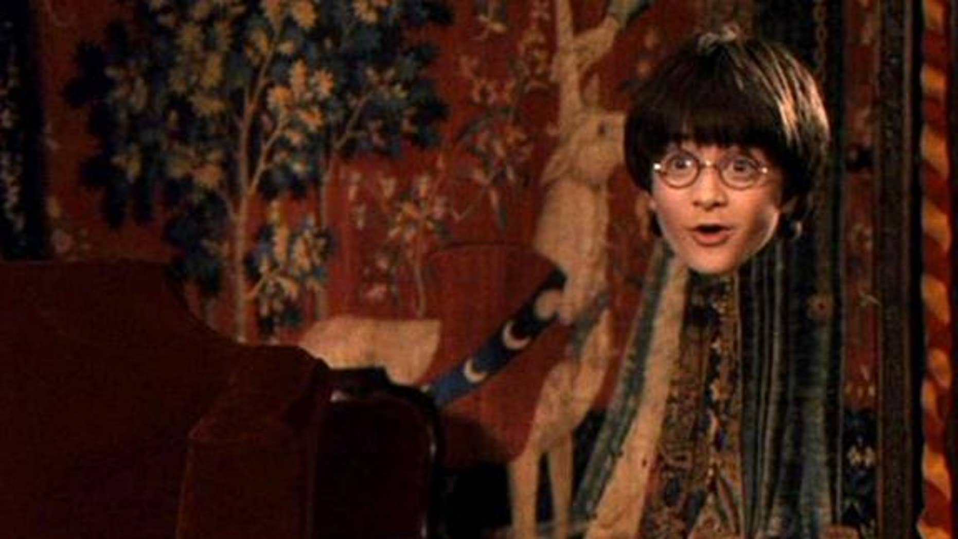 If Harry Potter's invisibility cloak was created like those in labs today, the young wizard may have been visible at least if one looked at visibility over all wavelengths.