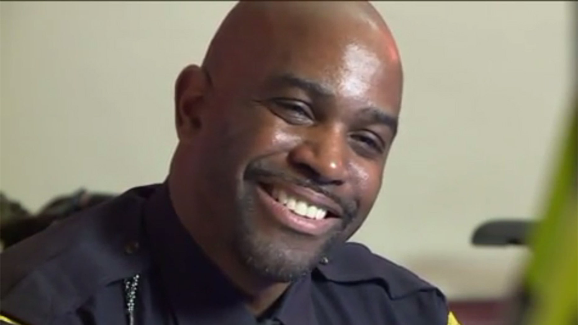 Hartford Police Officer Jim Barrett is dedicated to helping the homeless.