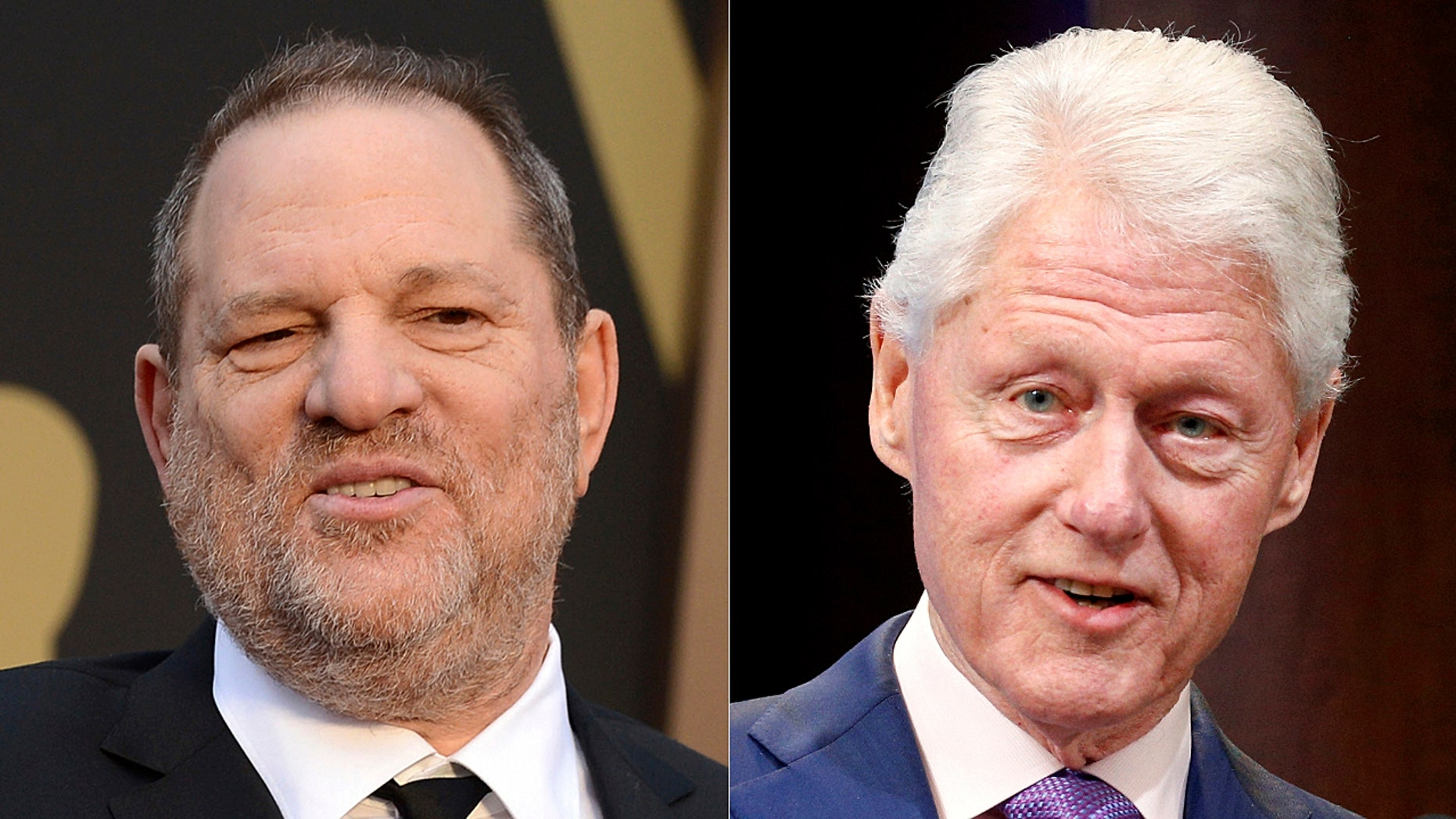 Harvey Weinstein reportedly helped pay Bill Clinton's legal bills.