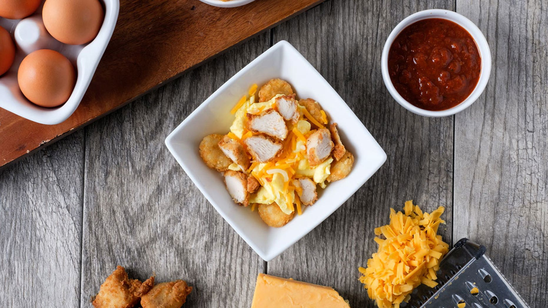 Chick-fil-A announced its new Hash Brown Scrambles on Monday, but they come at the cost of another breakfast item.