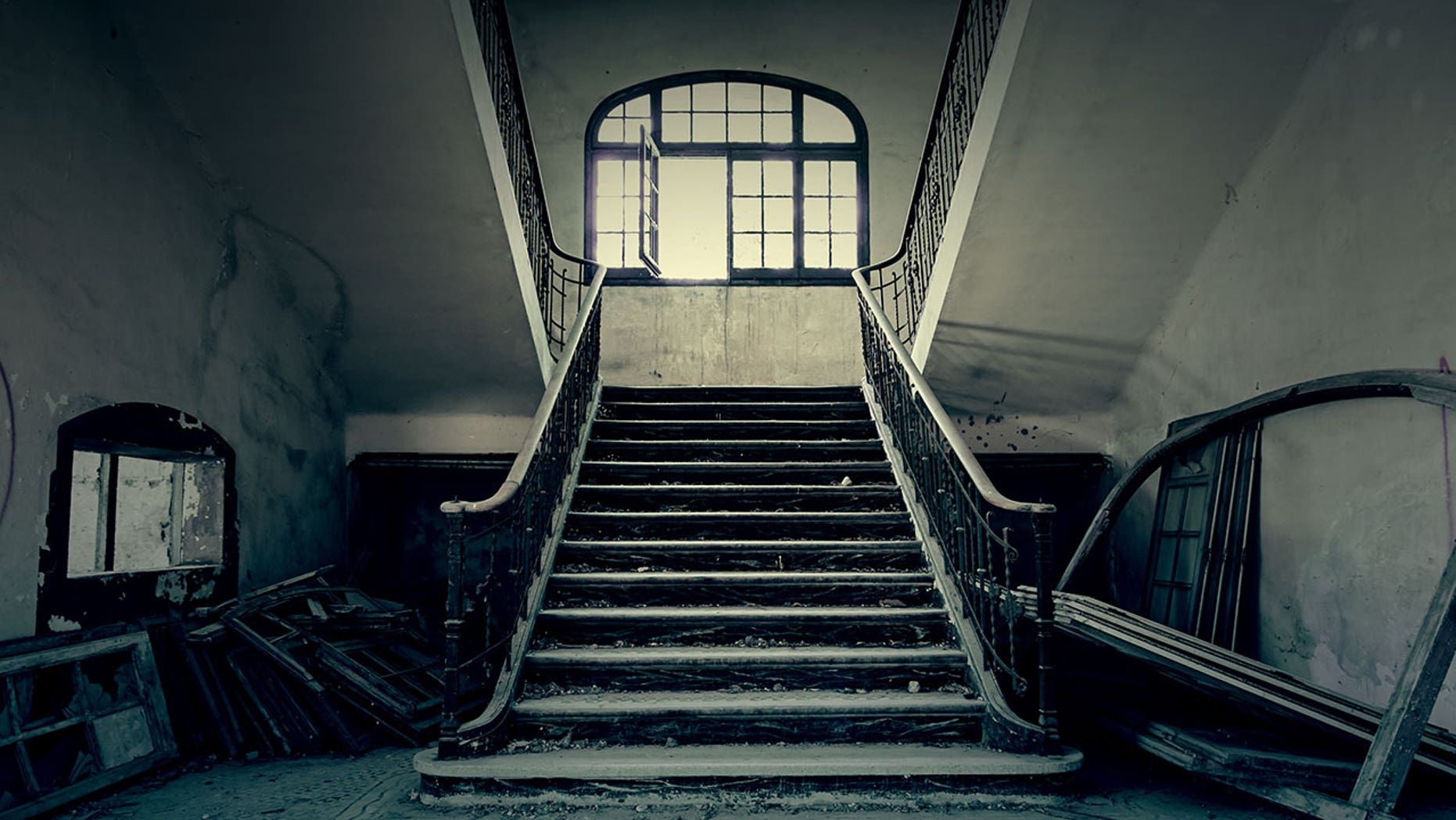 Looking to scare yourself silly? We've got just the places.