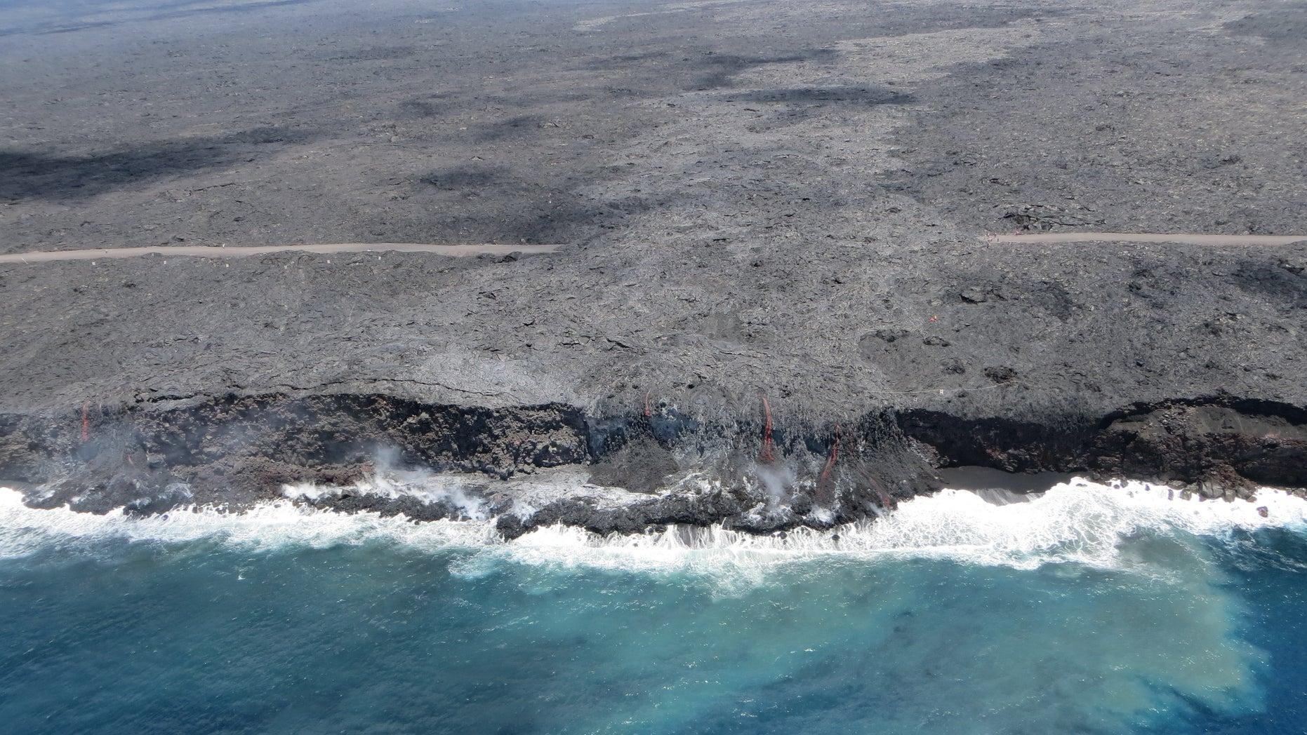 (Hawaii Volcano Observatory - USGS)