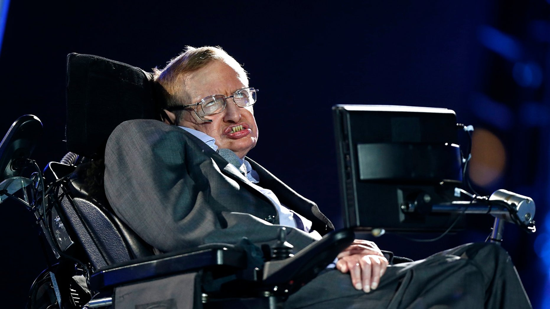 FILE:  Professor Stephen Hawking died at 76. His contributions to science will be remembered for years, his family said.