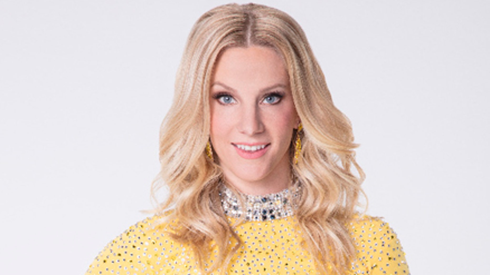 "Heather Morris competes on Season 24 of ""Dancing with the Stars."""