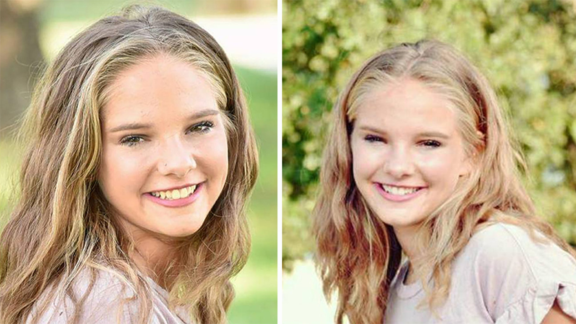 Heaven Ray Cox, 15, was found safe Thursday, her mother said on Facebook.