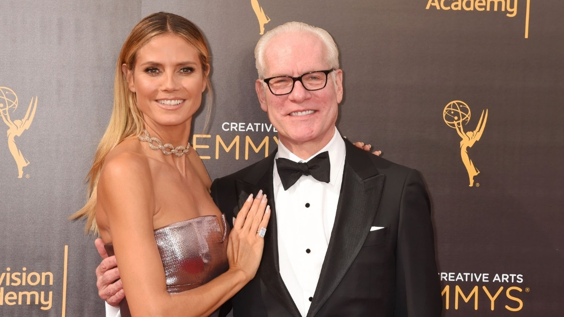 """Heidi Klum and Tim Gunn announced they were leaving """"Project Runway"""" to join Amazon for a new series."""