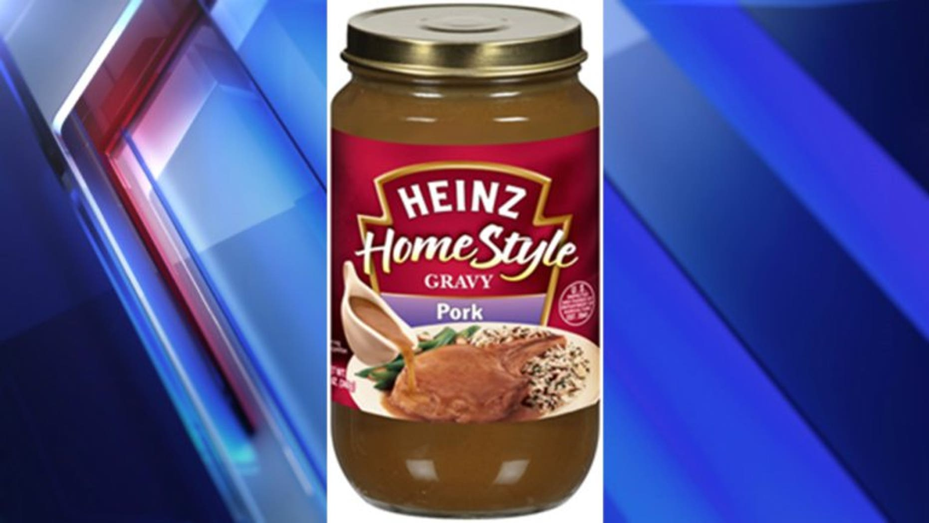 Heinz issued a recall for HomeStyle Bistro Au Jus Gravy
