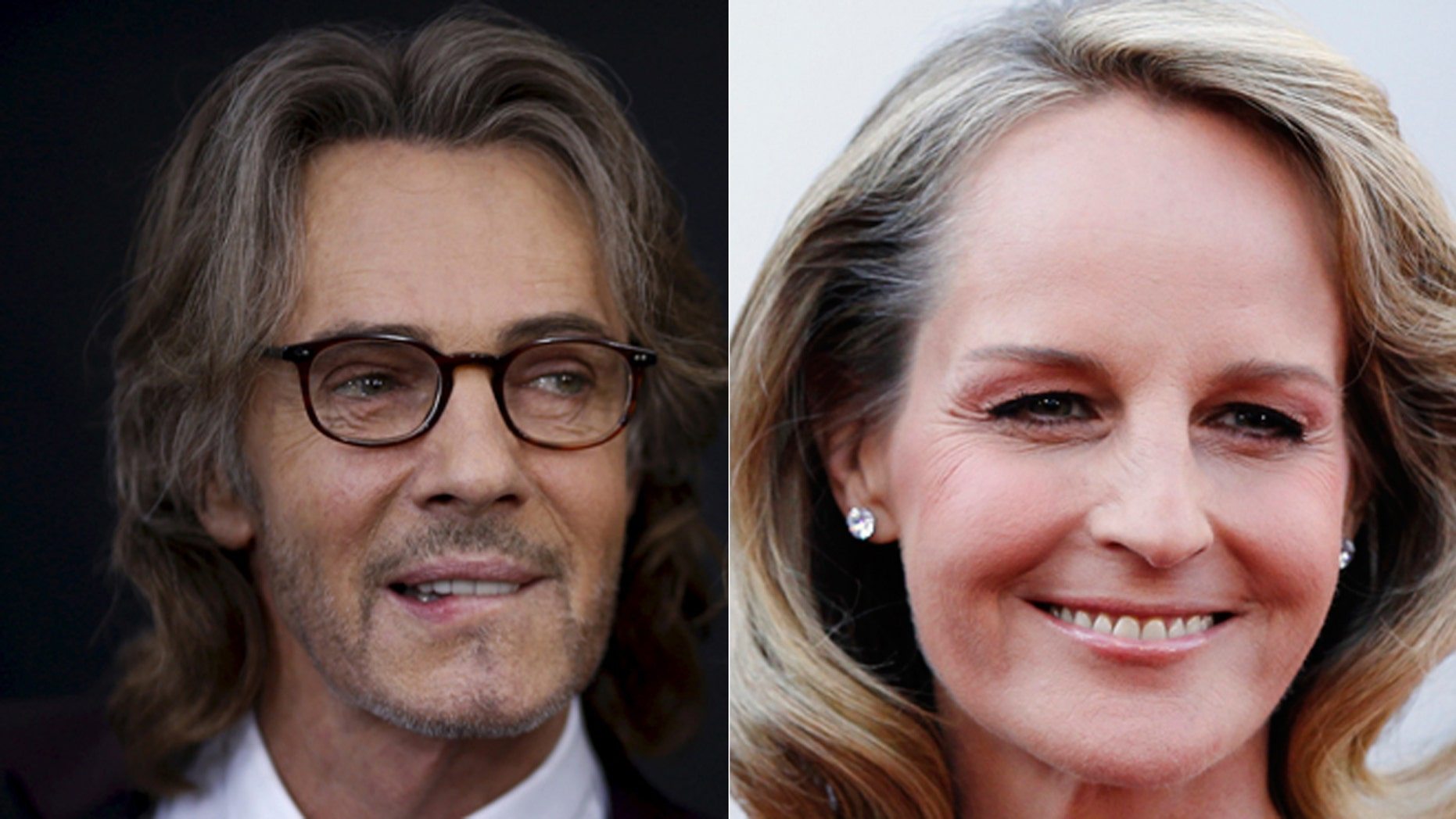 Helen Hunt revealed she had a massive crush on Rick Springfield.