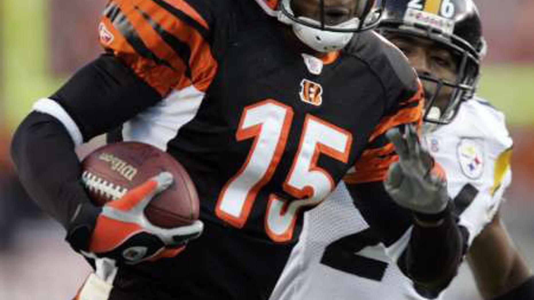 Cincinnati Bengals wide receiver, Chris Henry