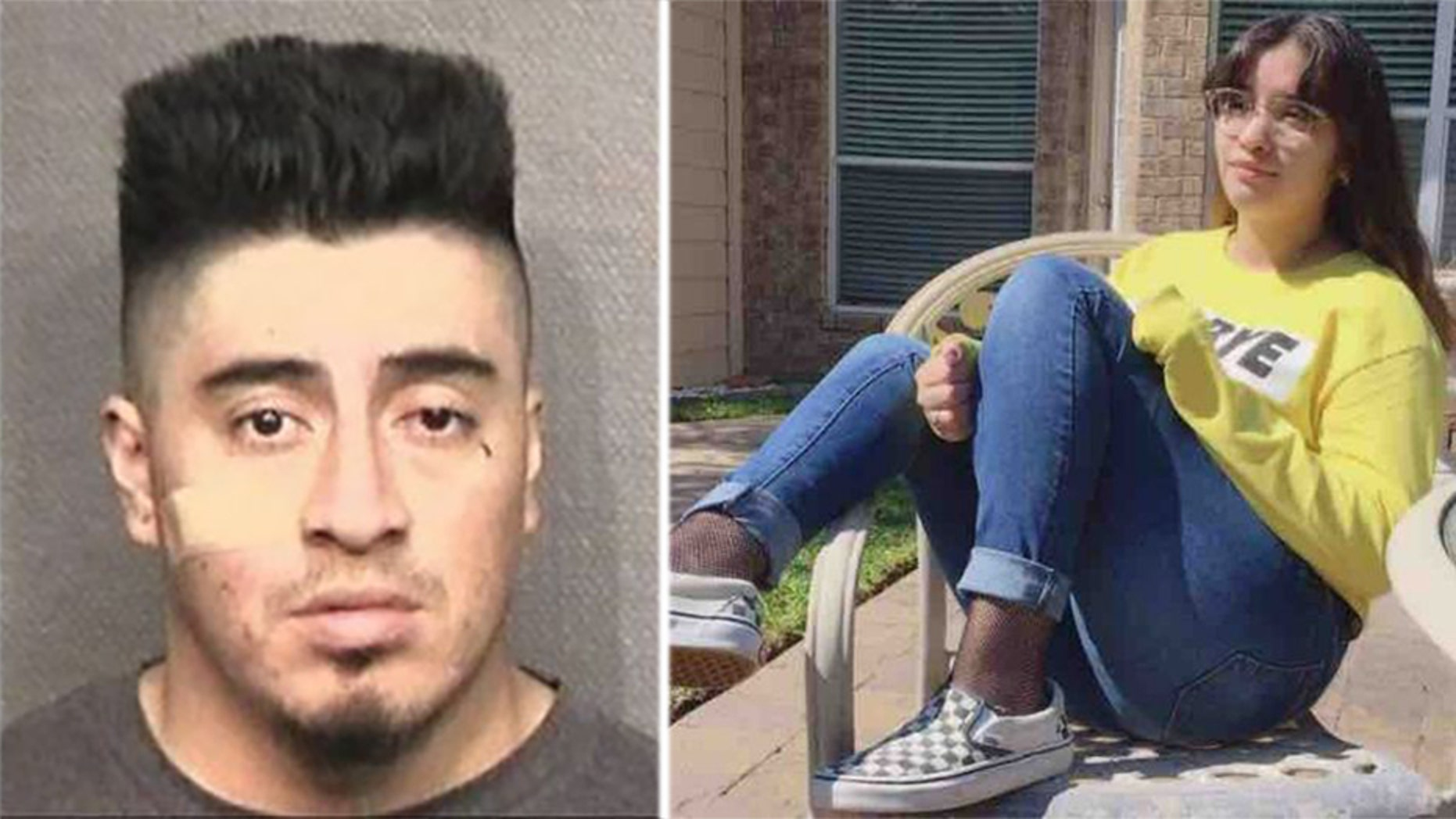 Britney Baez was killed in a car crash on May 27. Edy Lopez-Hernandez faces charges including murder.