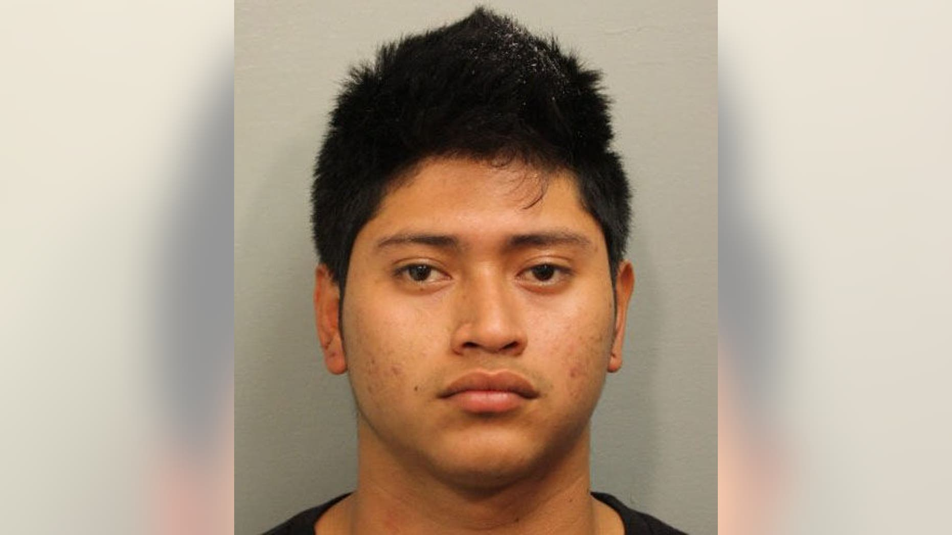 Douglas Alexander Herrera-Hernandez, an MS-13 gang member and an illegal immigrant in the U.S., was captured on Saturday. (Texas Department of Public Safety)