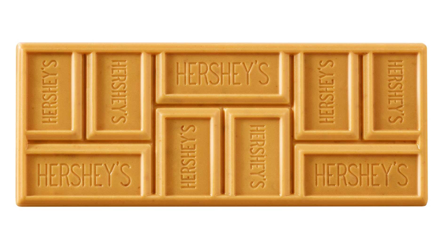 Hershey's latest flavor, Hershey's Gold, isn't chocolate but sounds just as delicious