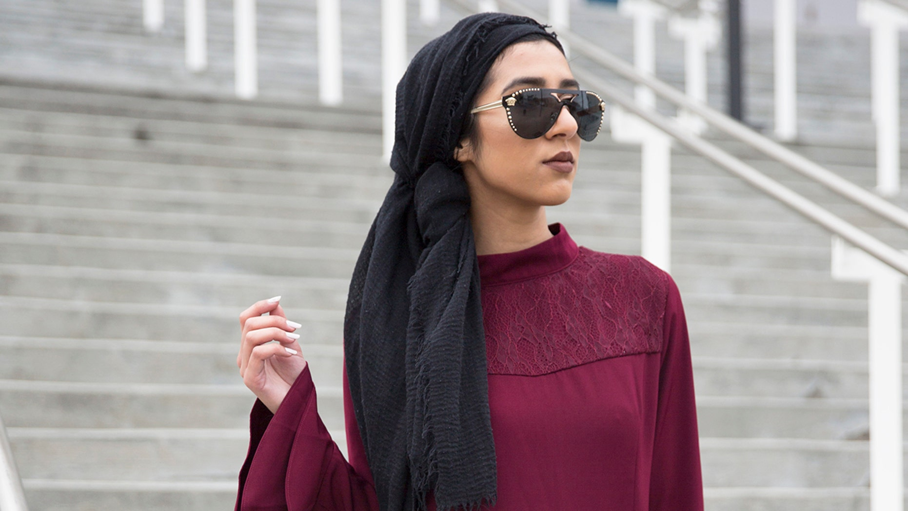 e46bd0212156 Macy's has come under fire for their recent collection featuring hijabs and  other modest Muslim-
