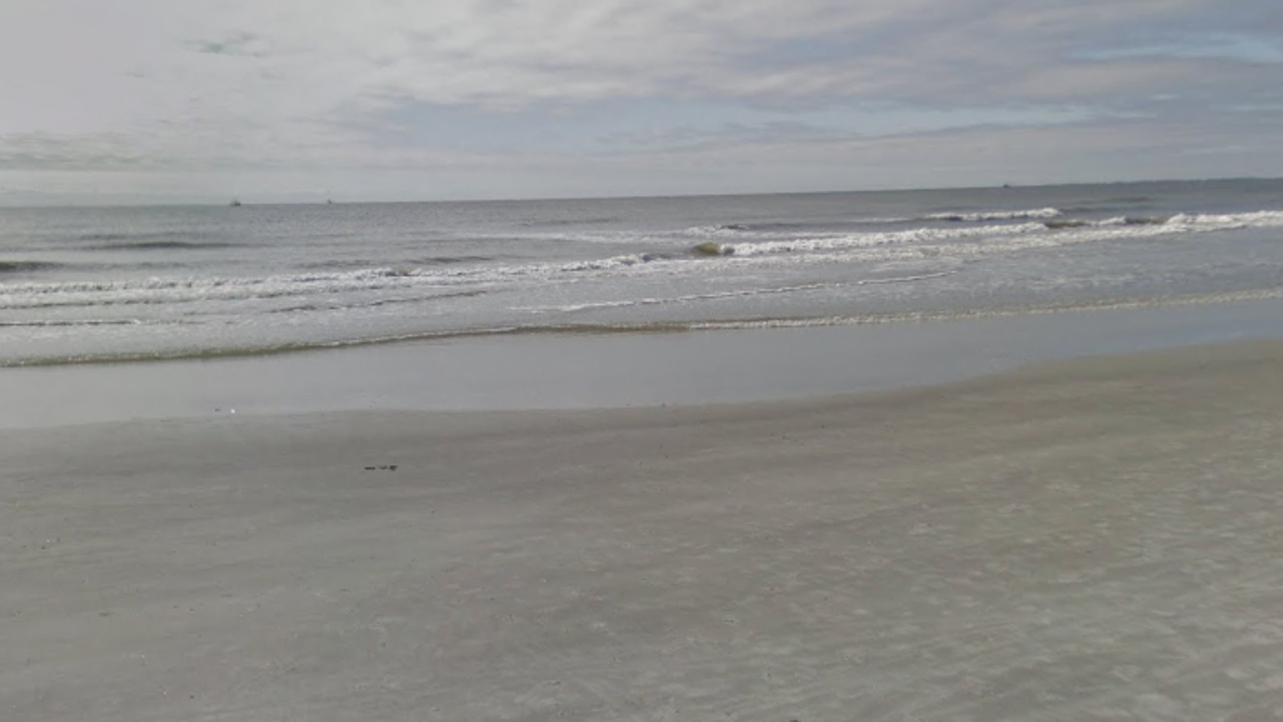 The shark bit the teenager at Hilton Head Island last month, a nearby hospital reported.