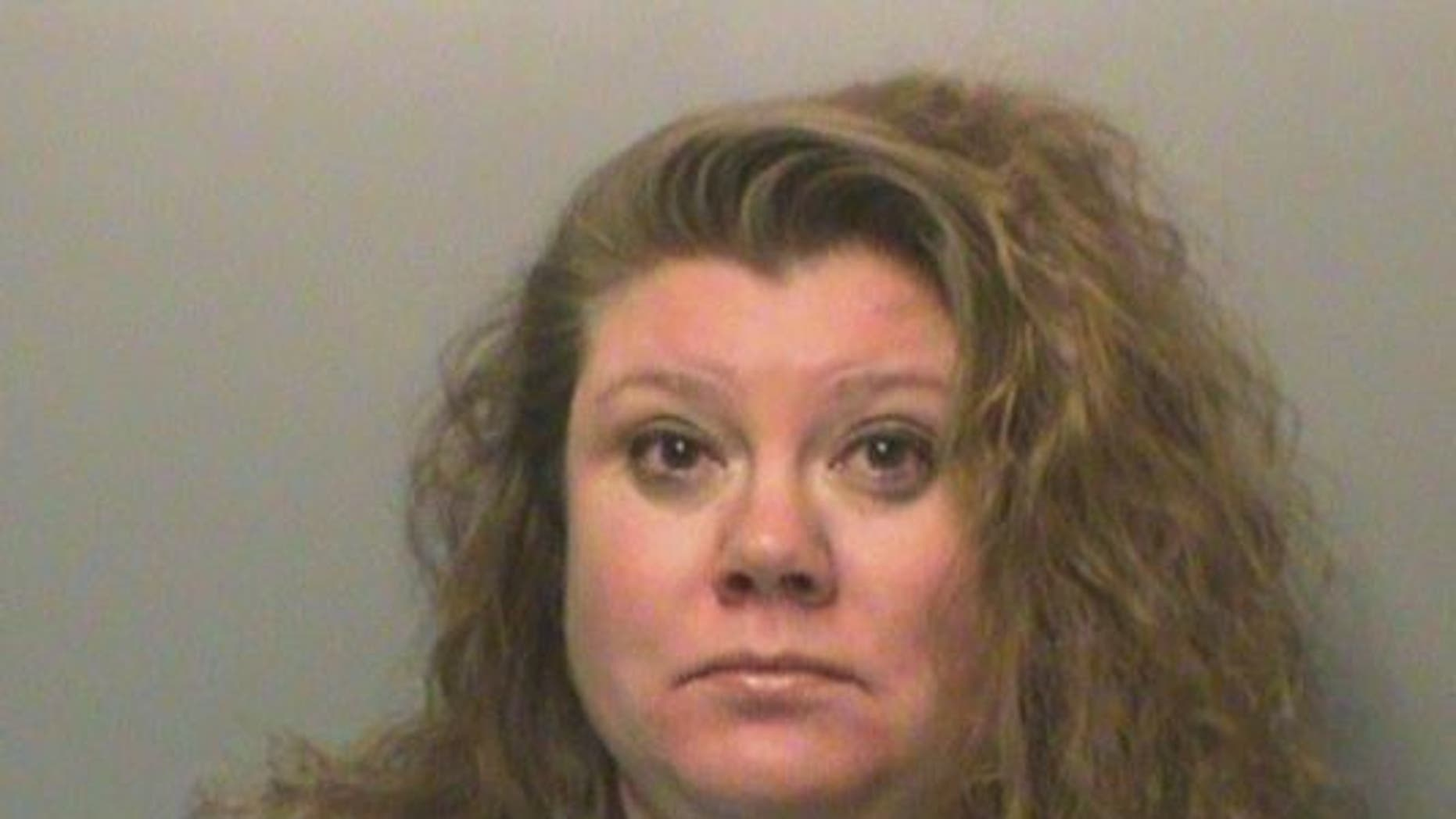 Angela Hircock, 43, from Winterset, Iowa, was arrested in March after co-workers told authorities they thought she was drunk at her preschool teaching job.