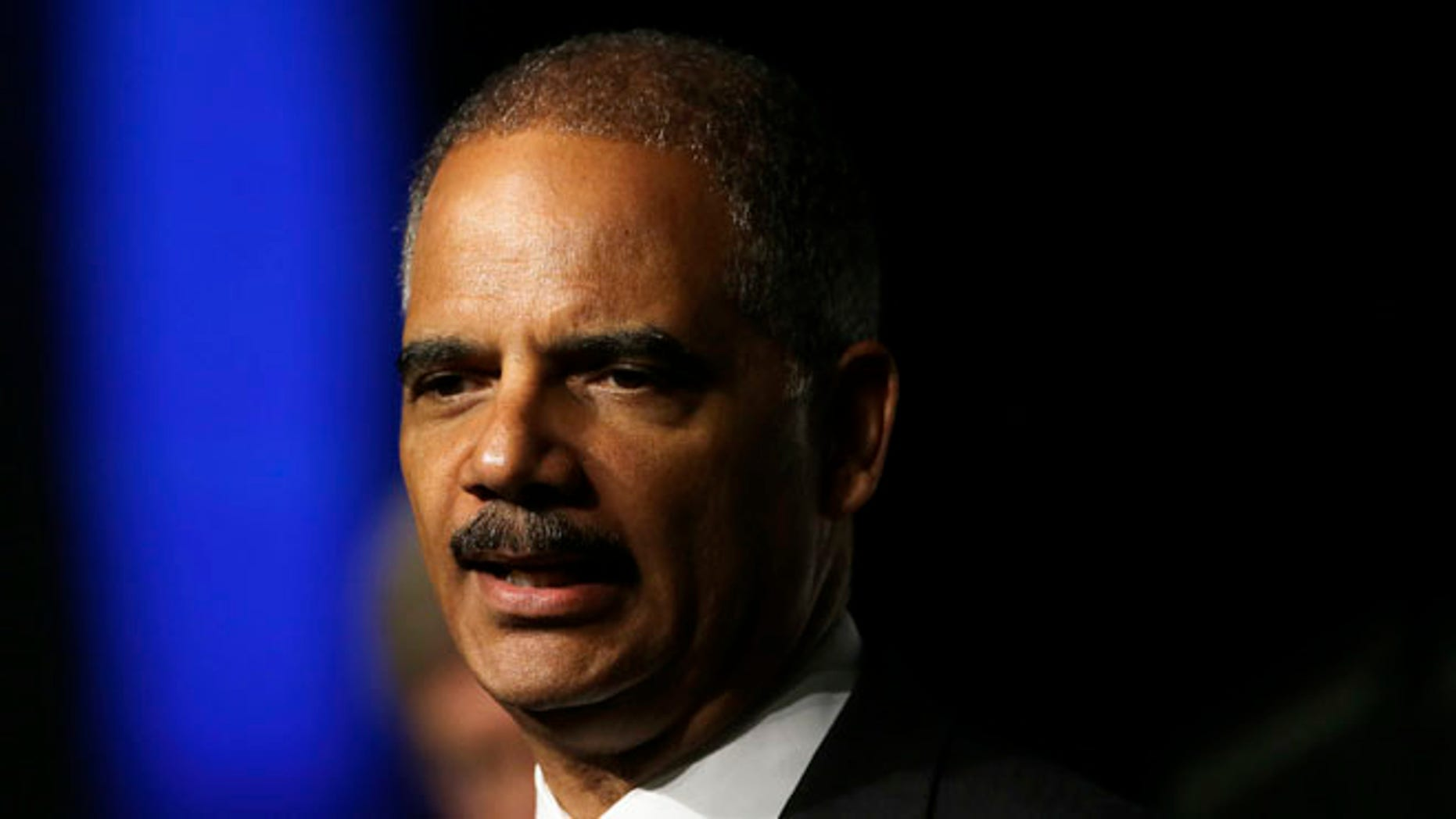 Aug. 12, 2013: Attorney General Eric Holder speaks to the American Bar Association Annual meeting.
