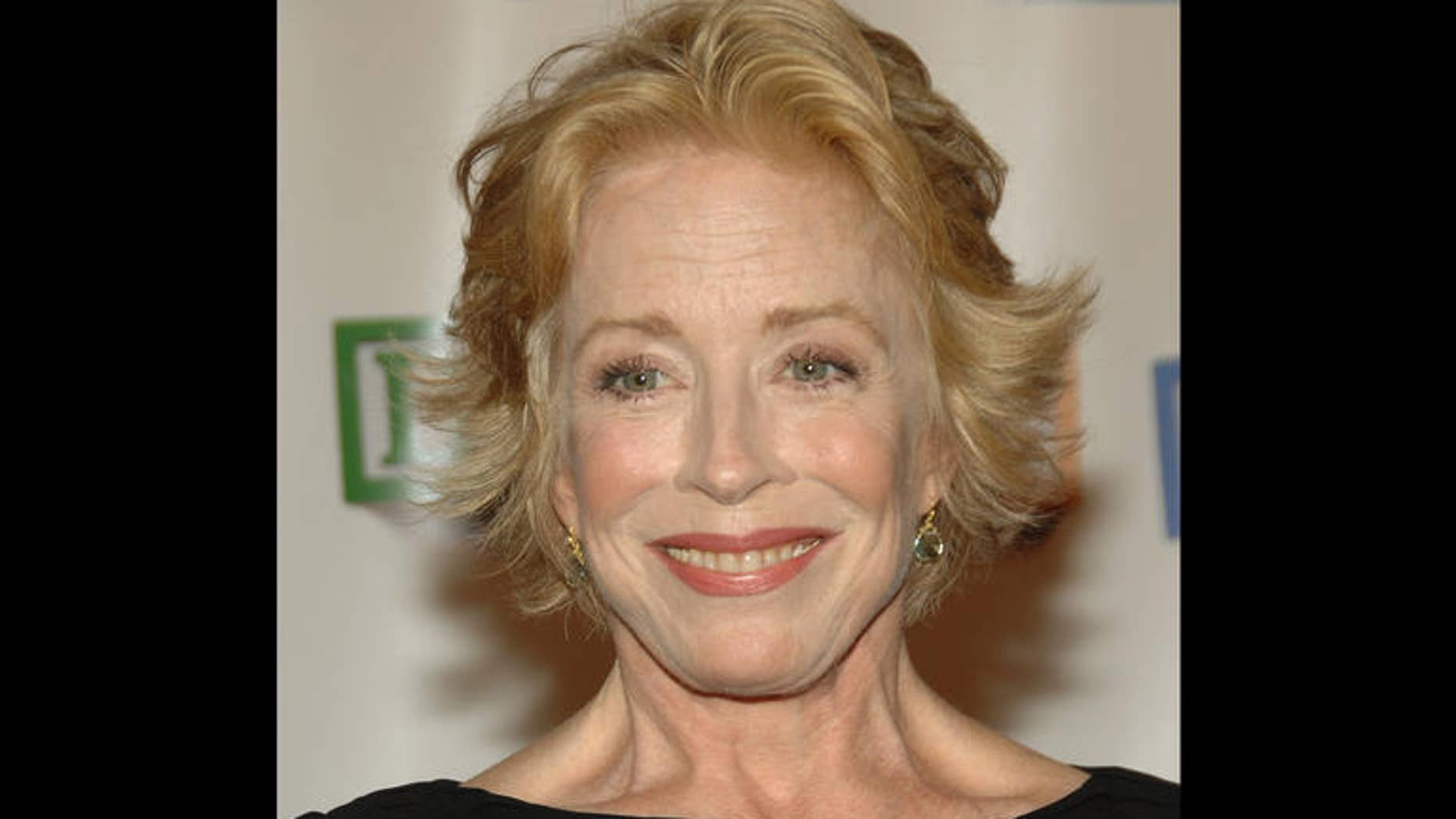 "Actress Holland Taylor attends the opening night of the Tribeca Film Festival with the world premiere of ""Baby Mama"" at the Ziegfeld Theater, Wednesday, April 23, 2008 in New York. (AP Photo/Evan Agostini)"