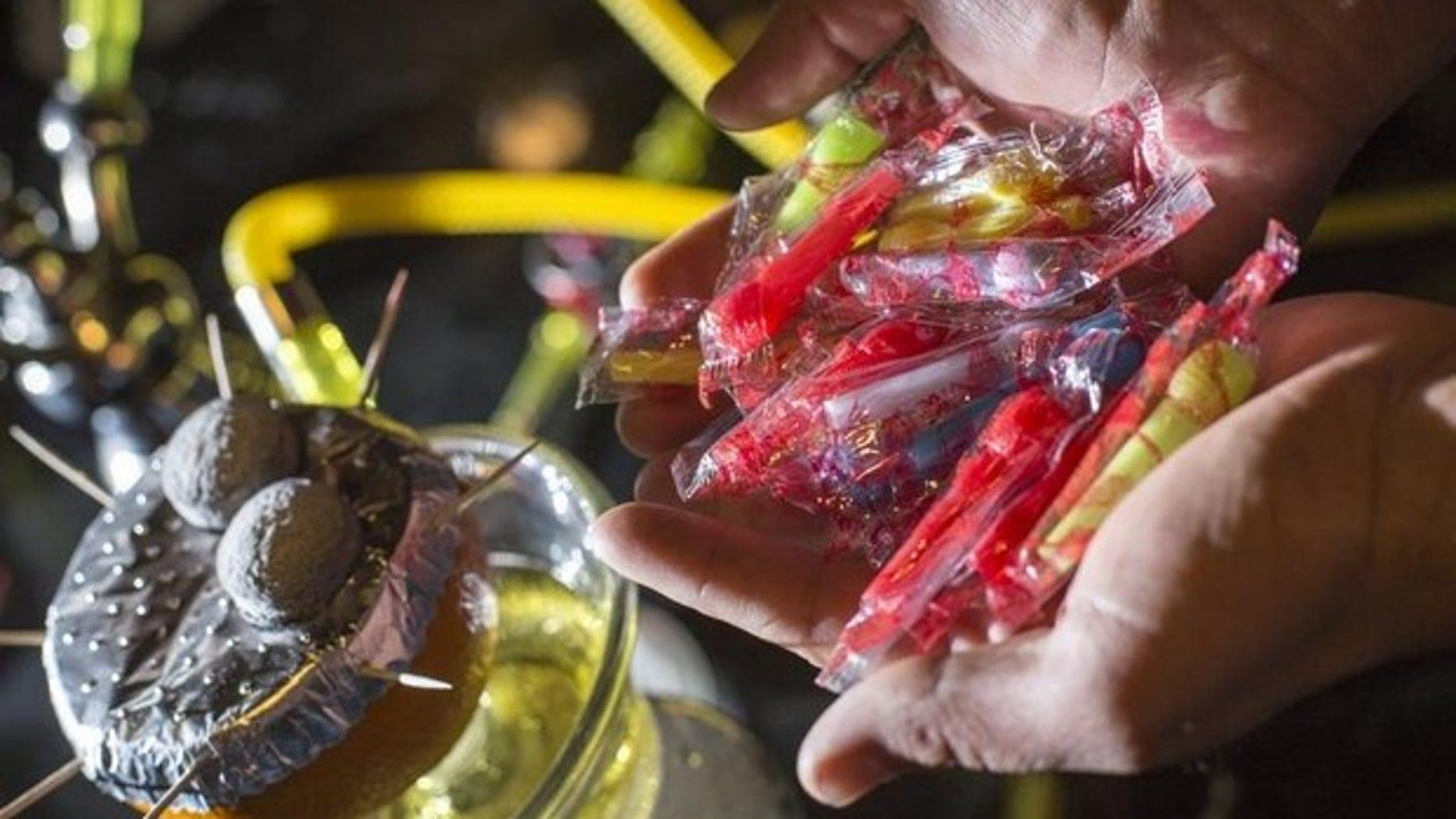 Kids Hooked on Hookah: Flavored smoking hides the dangers of