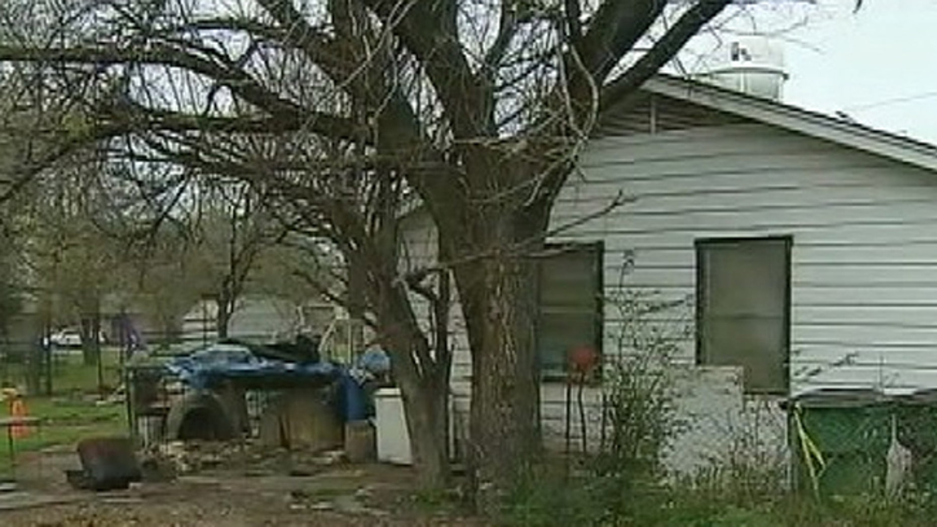 An 85-year-old woman was apparently attacked by pit bulls inside her Kaufman, Texas, home.