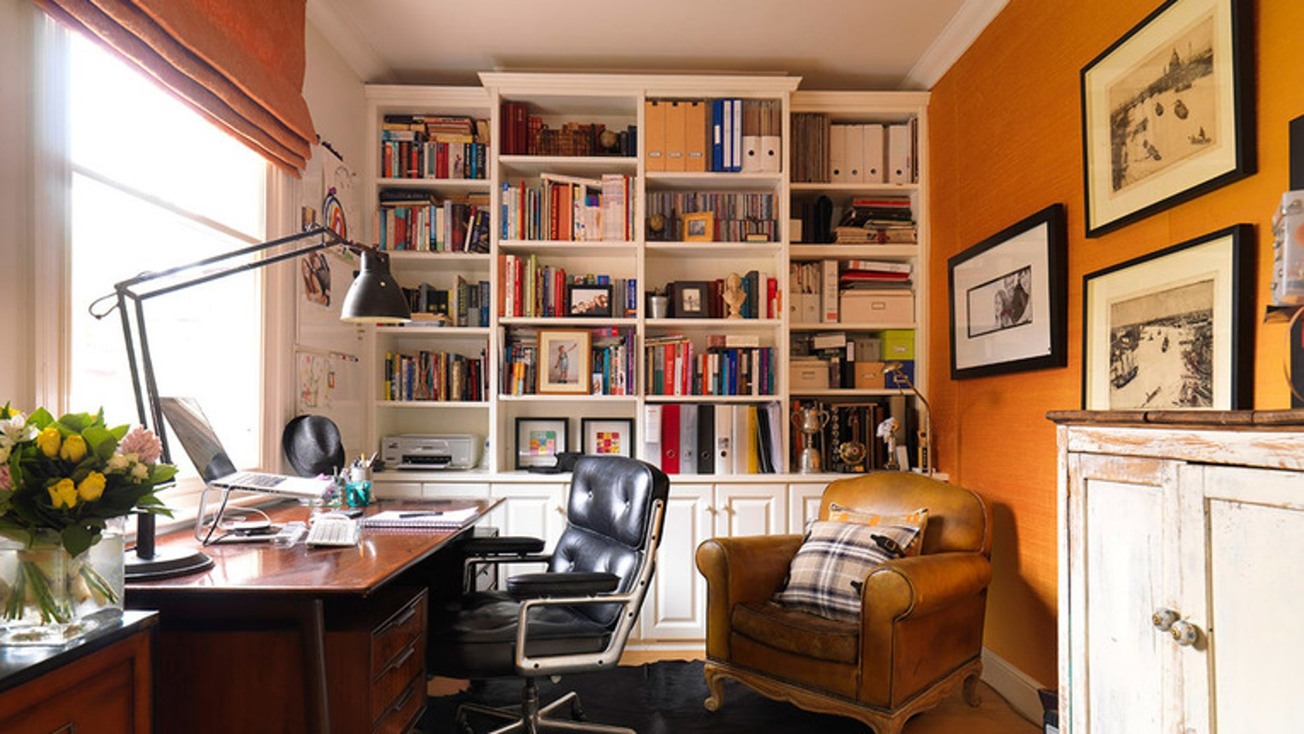 home ofice work. If Your Office Work At Home Is Limited To Tasks Like Checking Email, Paying  Bills And Filing Paperwork, A Small Desk In Kitchen Nook Or Bedroom Ofice
