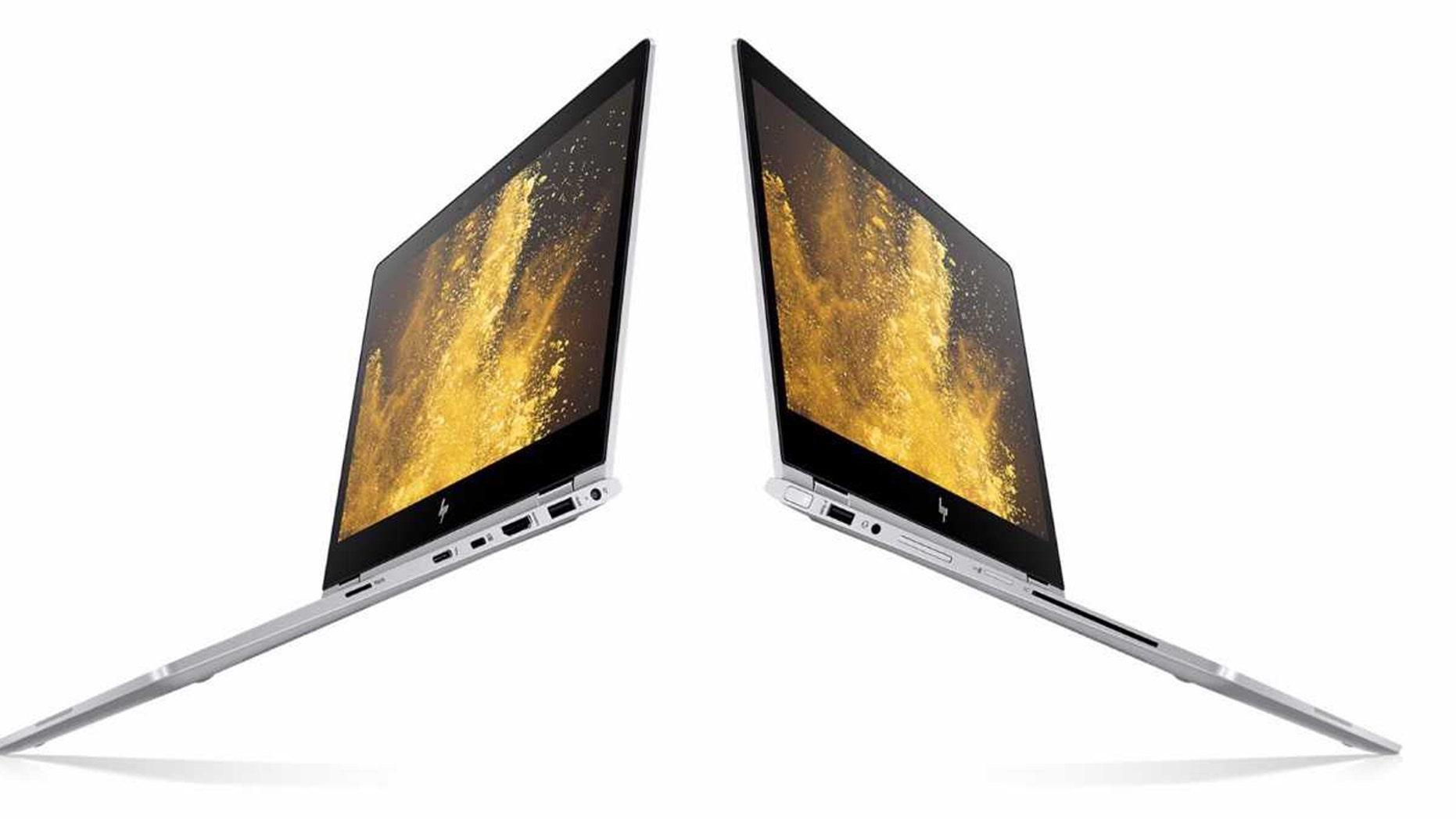 (HP EliteBook x360, Credit: Hewlett-Packard)