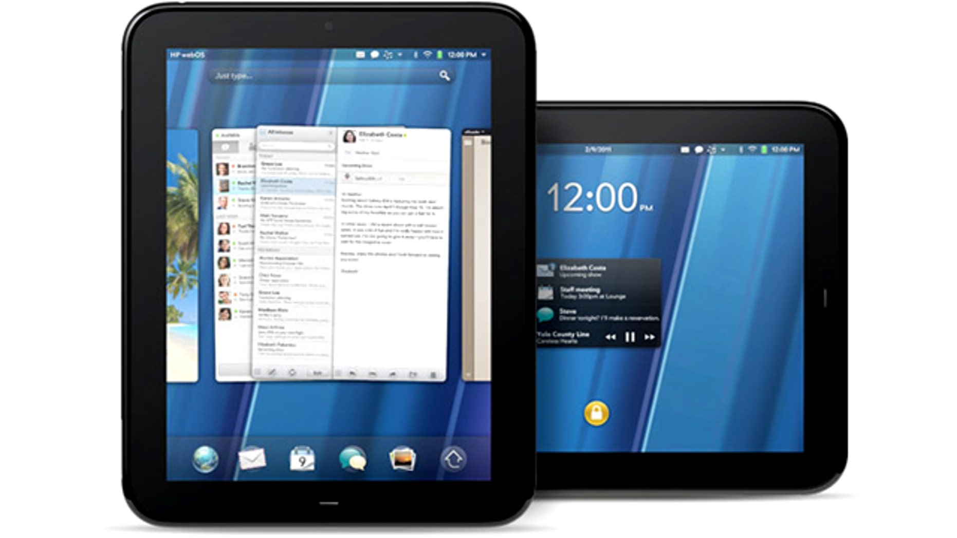 Can HP's new TouchPad usurp the iPad?