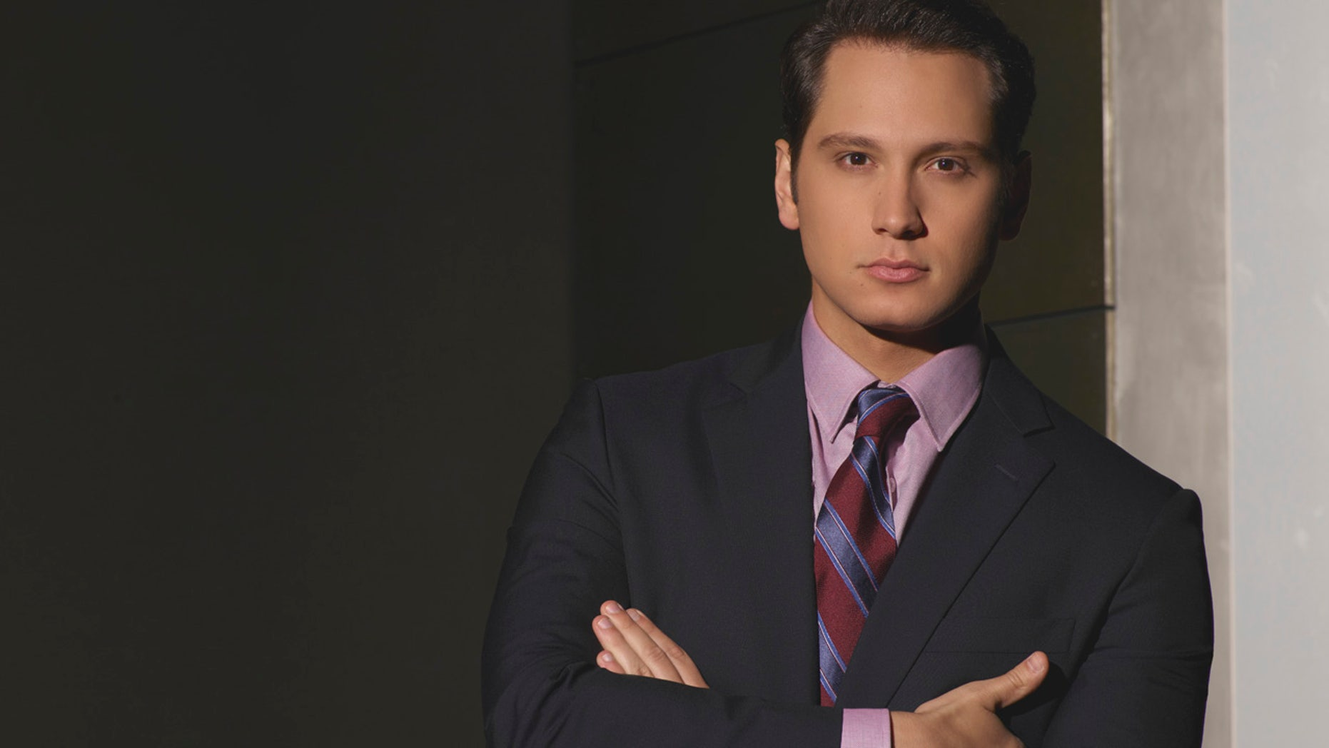 "HOW TO GET AWAY WITH MURDER - ABC's ""How to Get Away with Murder"" stars Matt McGorry as Asher Millstone. (ABC/Bob D'Amico)"