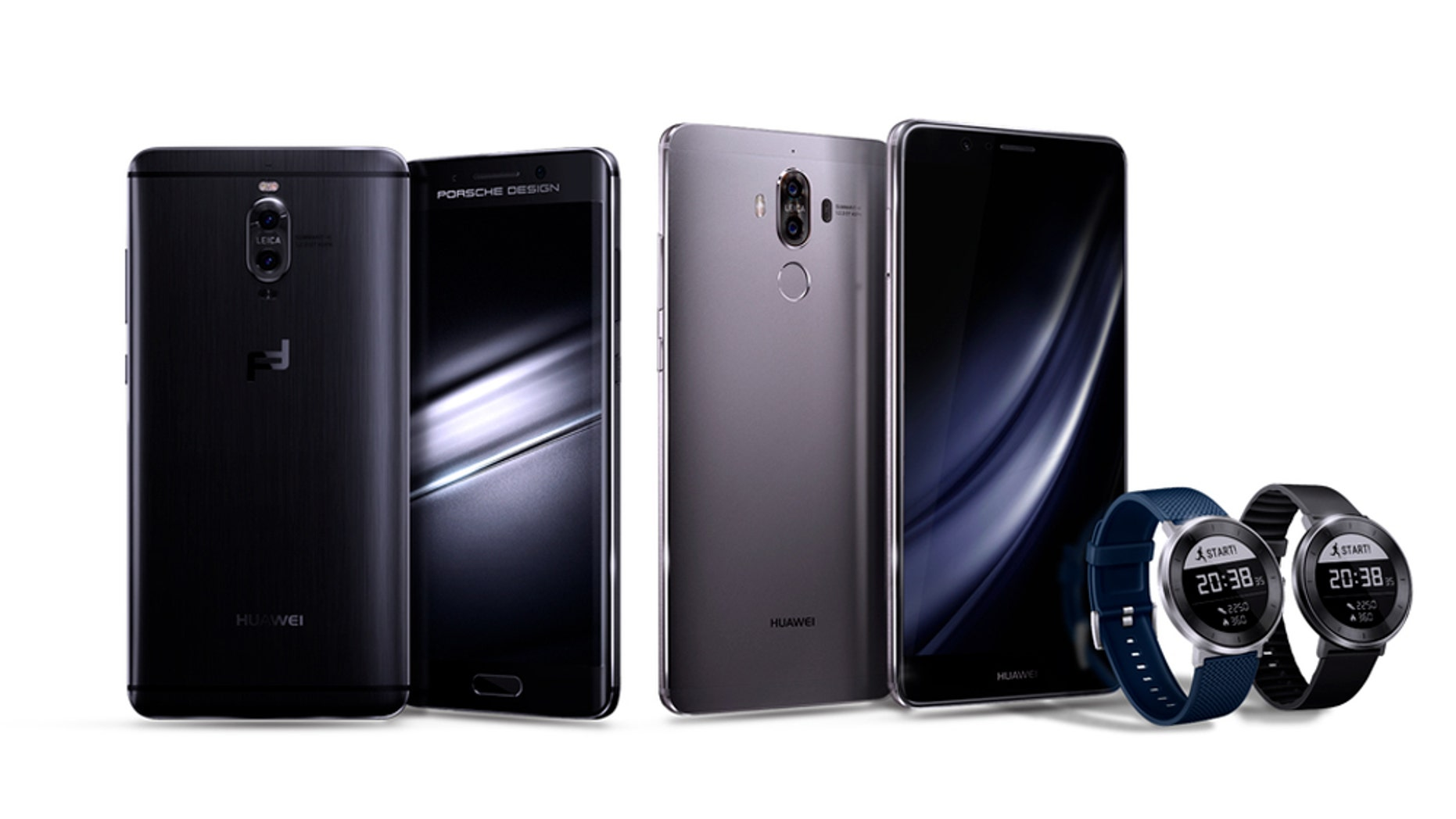 Huawei Introduces the HUAWEI Mate 9 (Photo: Business Wire)