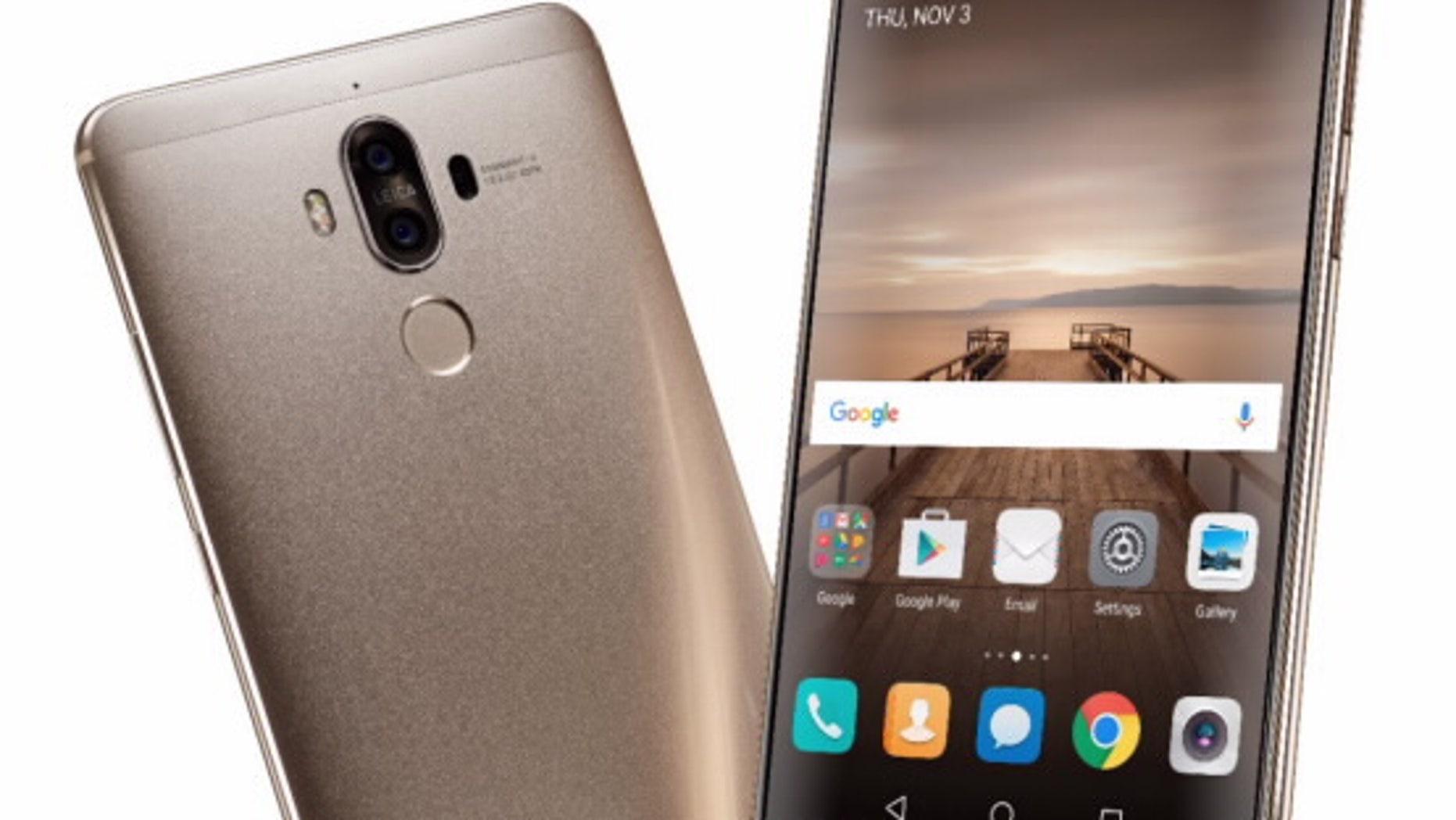 Huawei Mate 9 (HUAWEI).