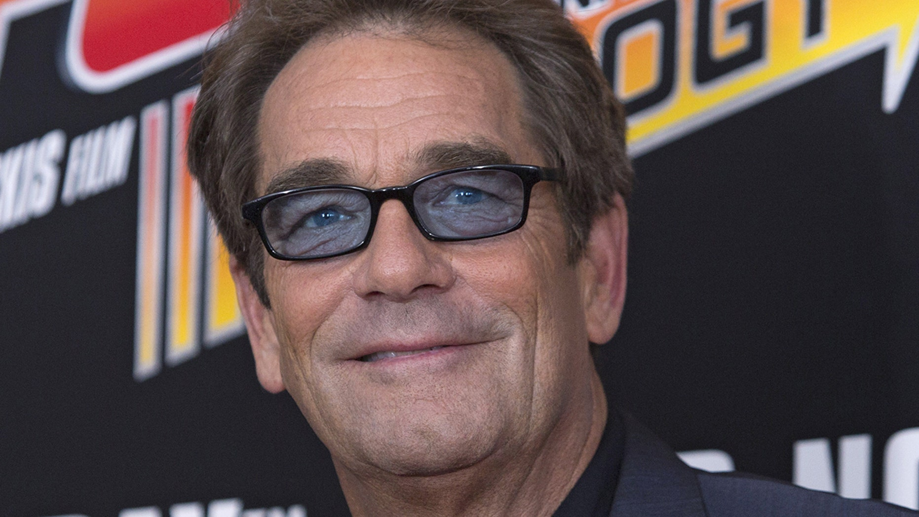 Musician Huey Lewis attends the Back to the Future 30th Anniversary screening in the Manhattan borough of New York, October 21, 2015.