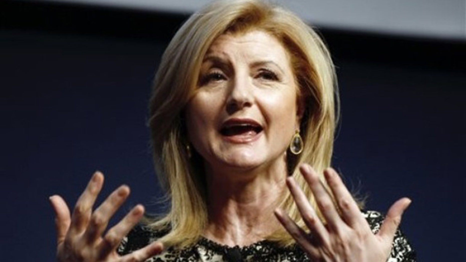 Arianna Huffington will no longer be the editor of all of AOL's online properties.