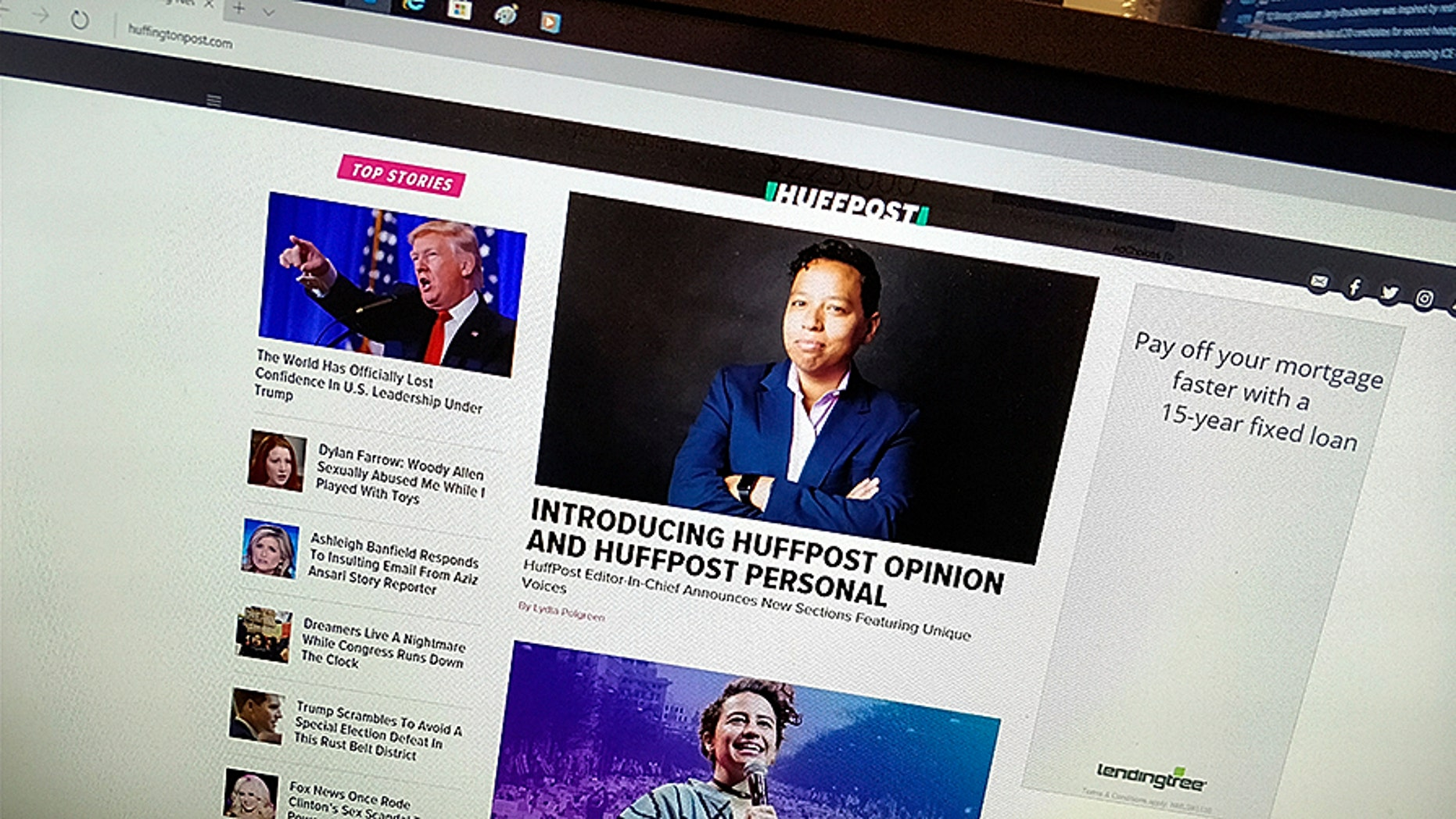 HuffPost Editor in Chief Lydia Polgreen scrapped the site's contributor blogging network.