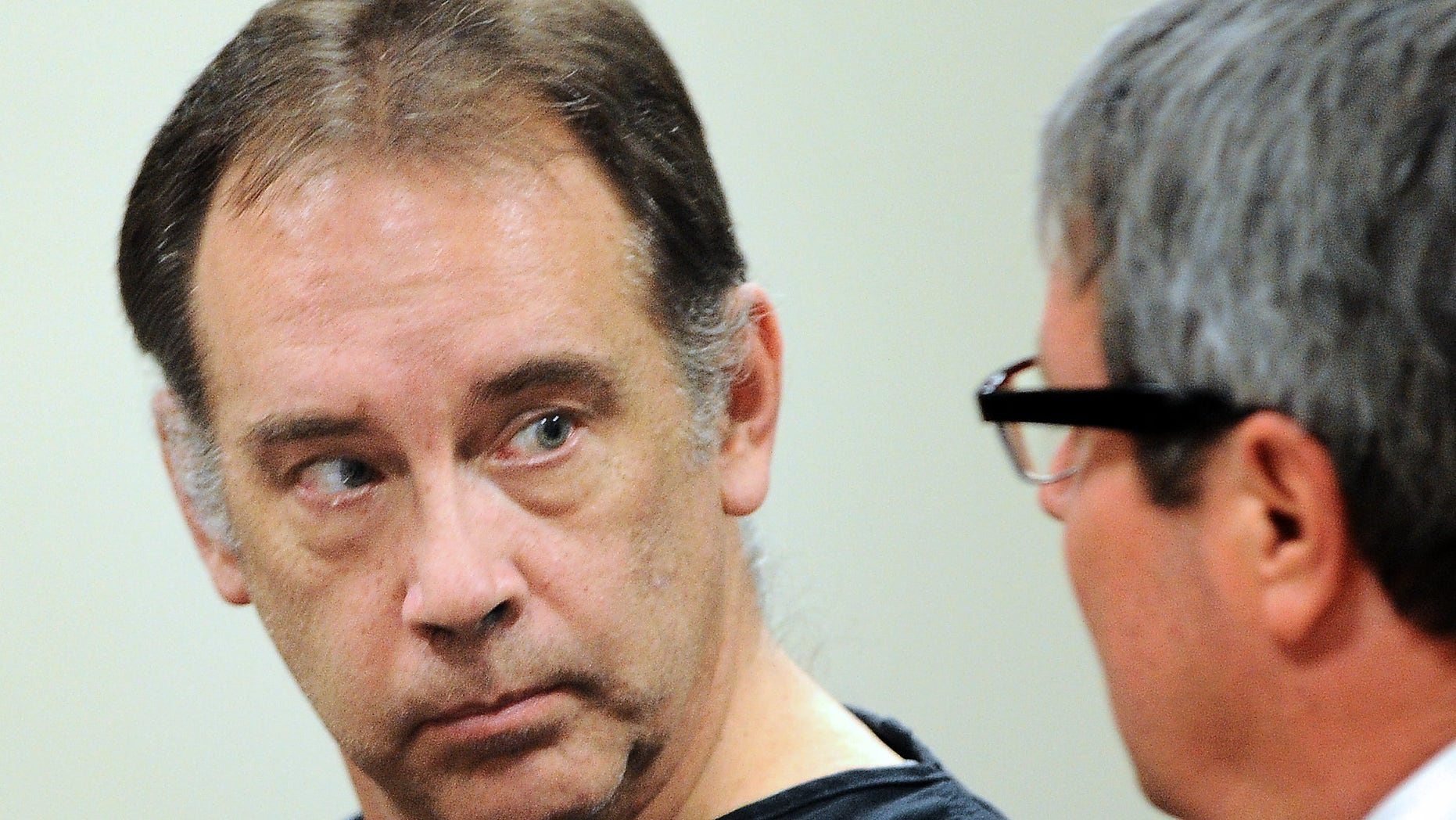 Aug. 5, 2014: Steven Zelich appears in court in Kenosha, Wis.