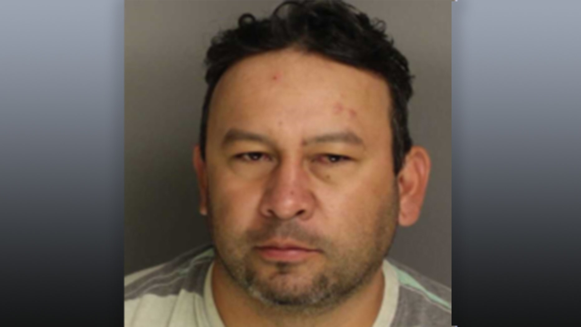 Humberto Guzman-Garcia, 35, was charged wih the abduction and sexual assault of a 4-year-old girl Sunday in Avondale, Penn.