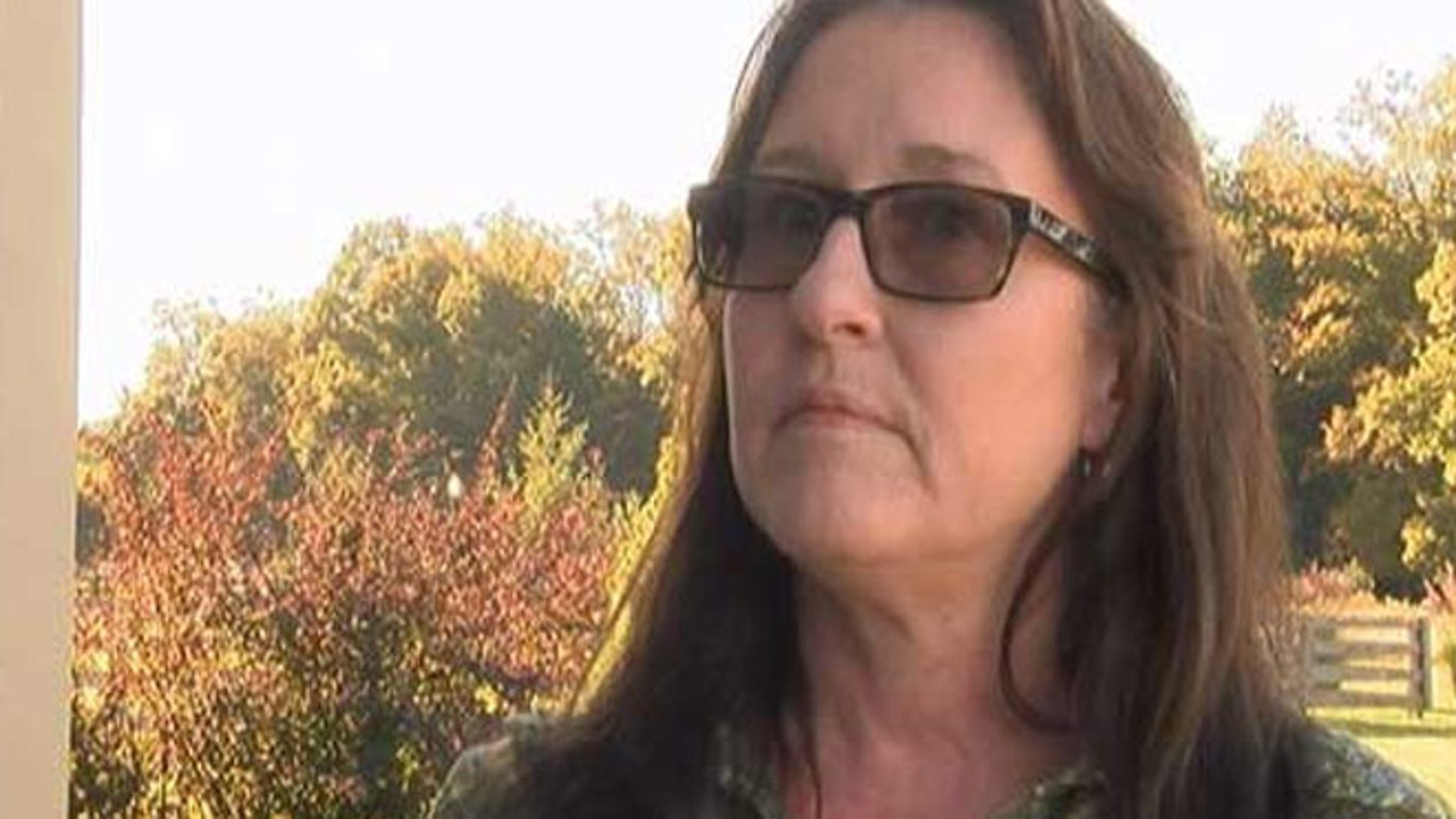 Donna Smith said she hopes to show solidarity with fellow workers at her IRS office.