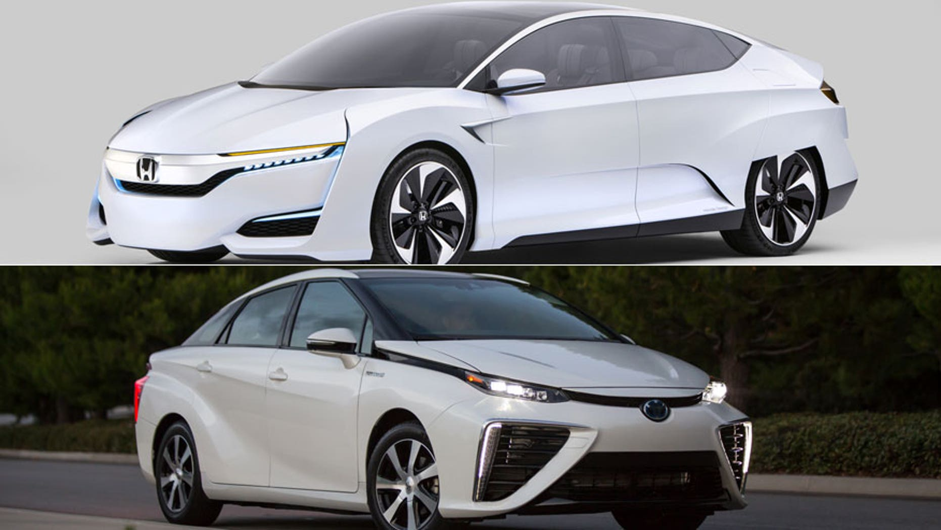 Honda or Toyota? Which hydrogen car is the one for you